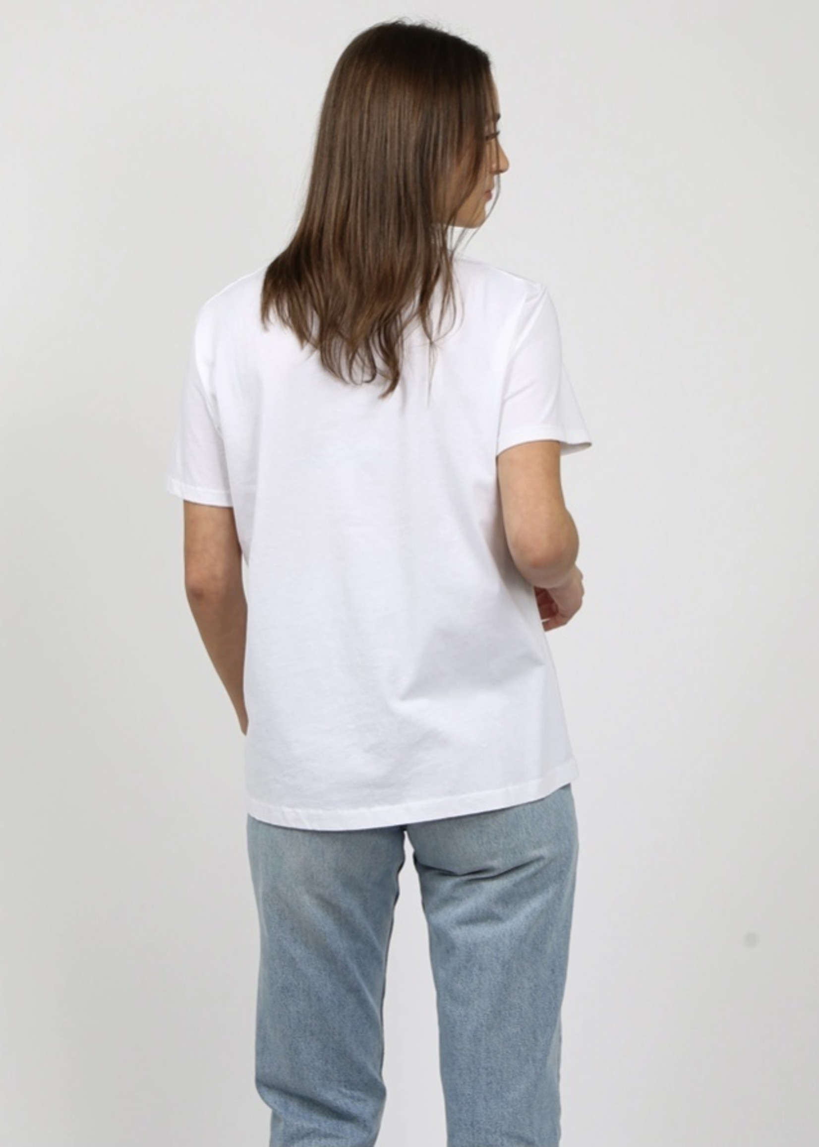 """BRUNETTE  the label The """"I LOVE YOU"""" Tee"""