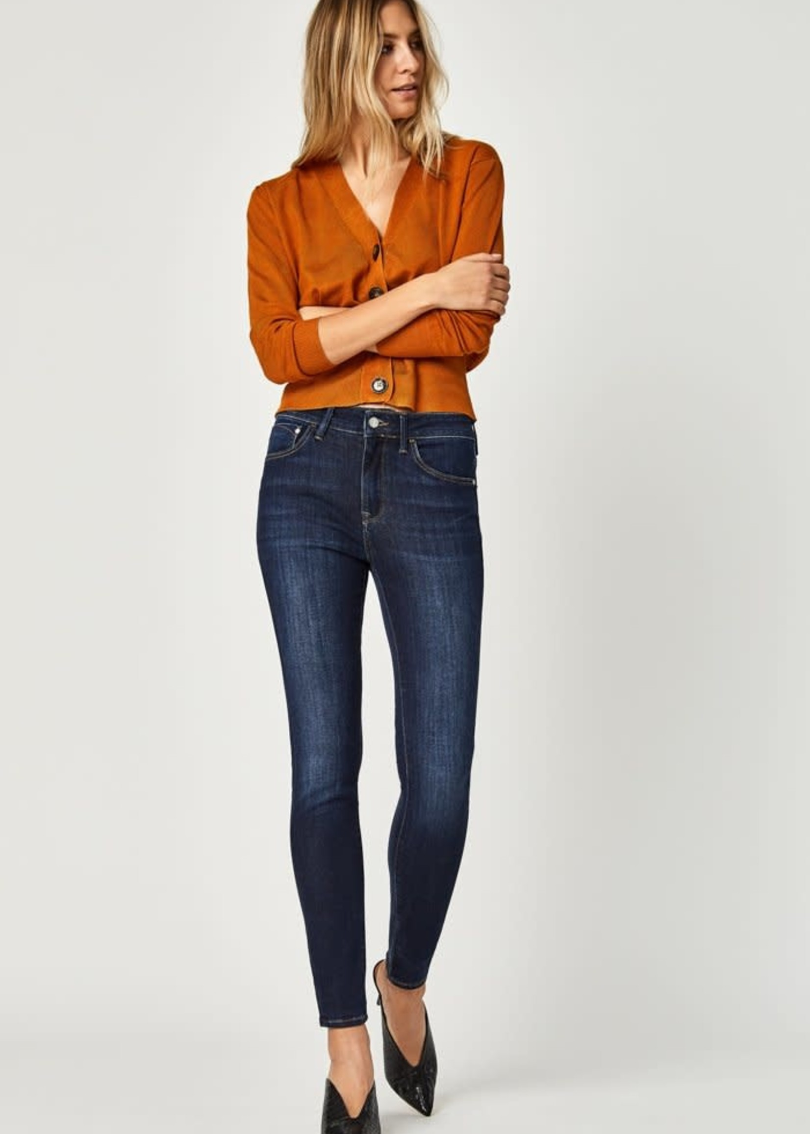 MAVI Jeans MAVI Tess Deep Supersoft Denim