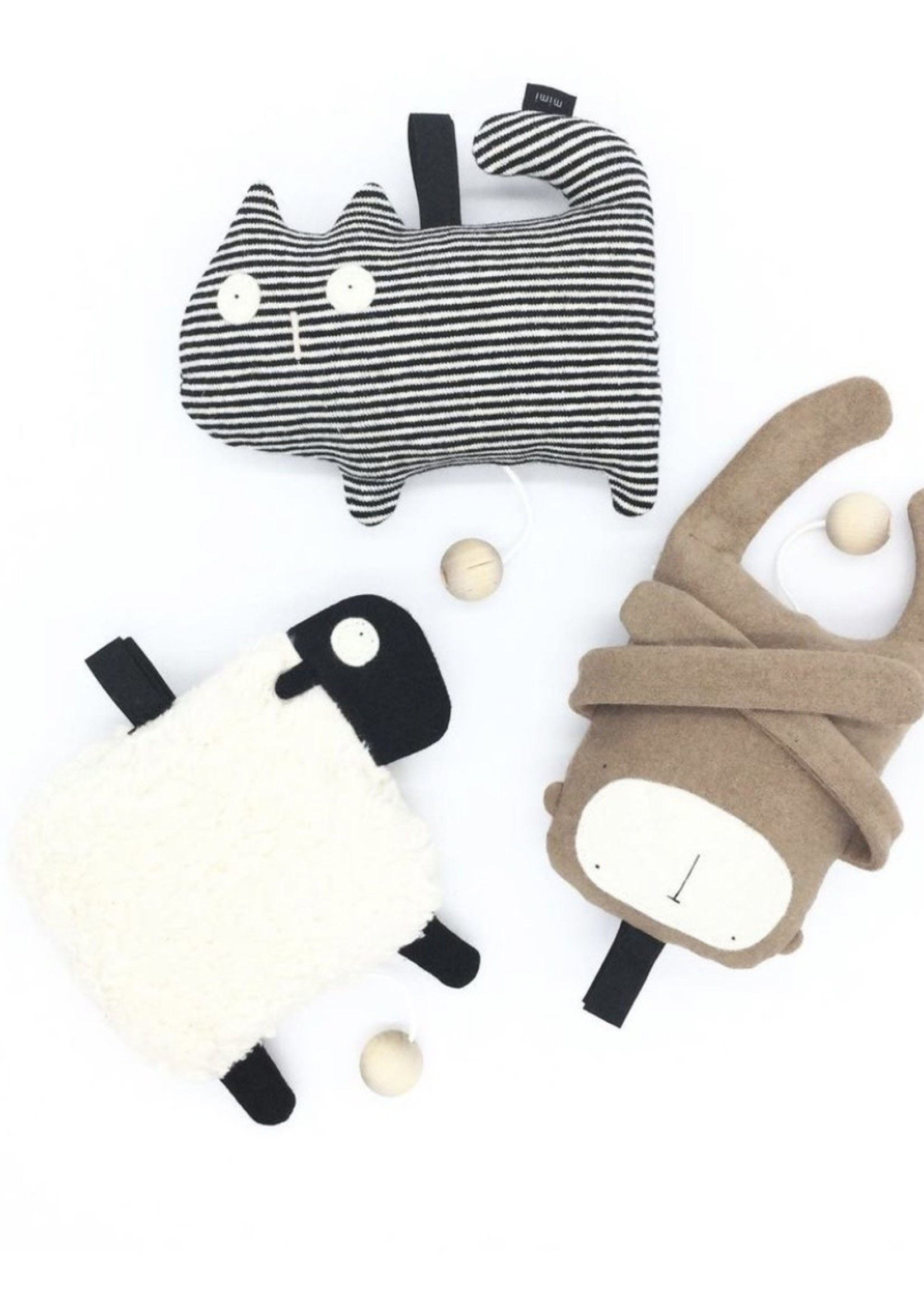 MIMI + MOO Organic Music Box SHEEP