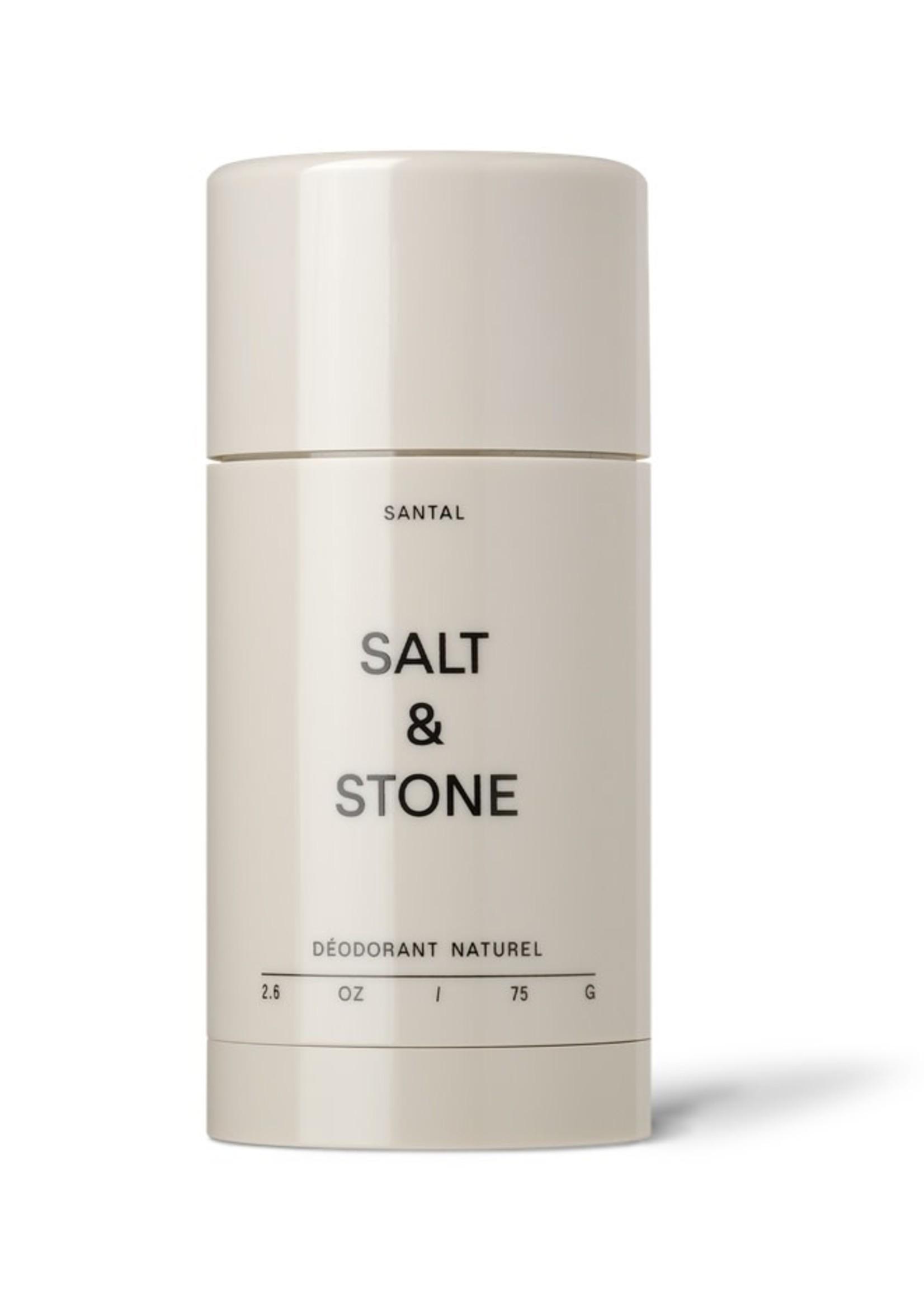 SALT & STONE Santal Natural Deodorant