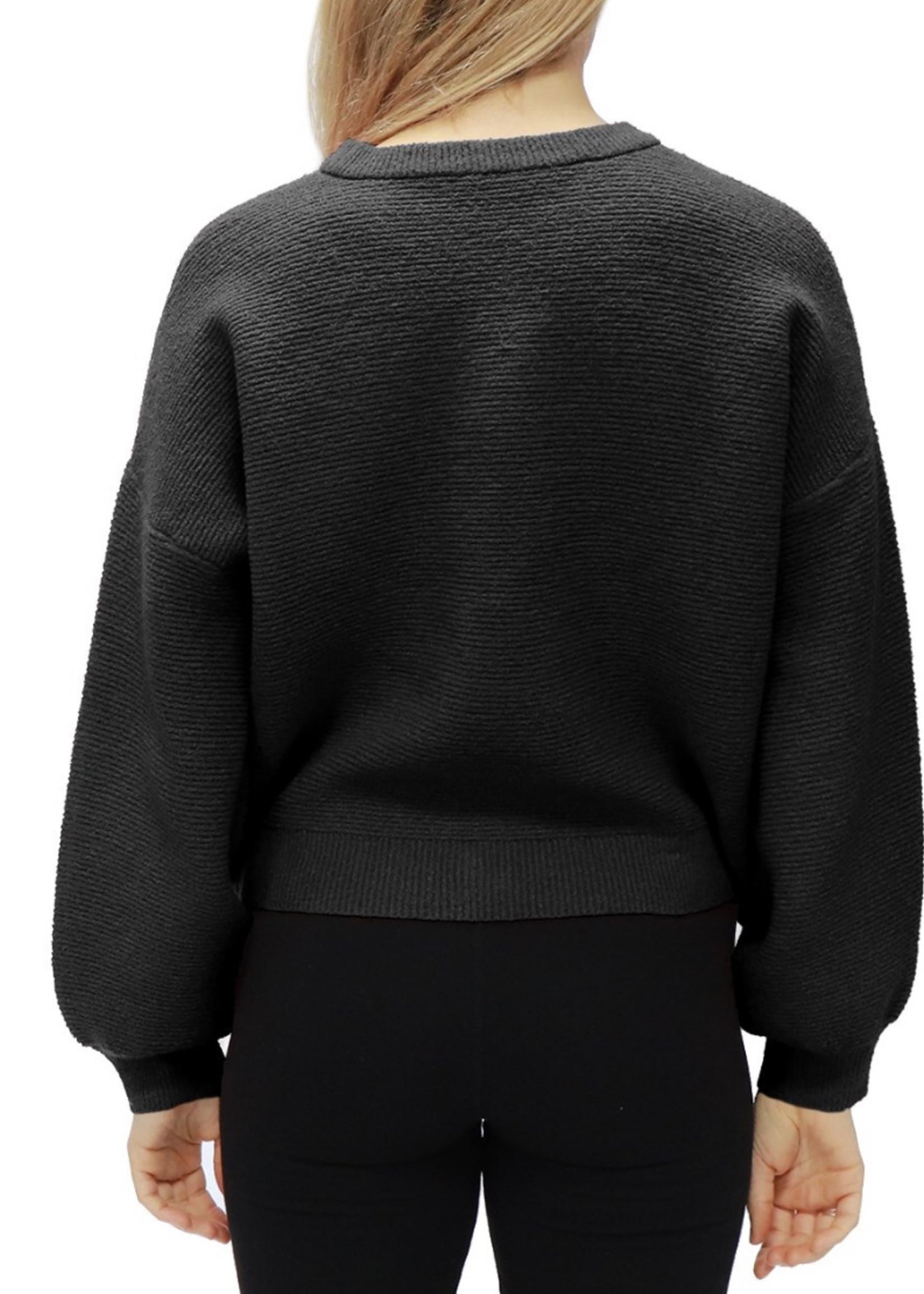 LeBLANC finds Hugh Knit Sweater