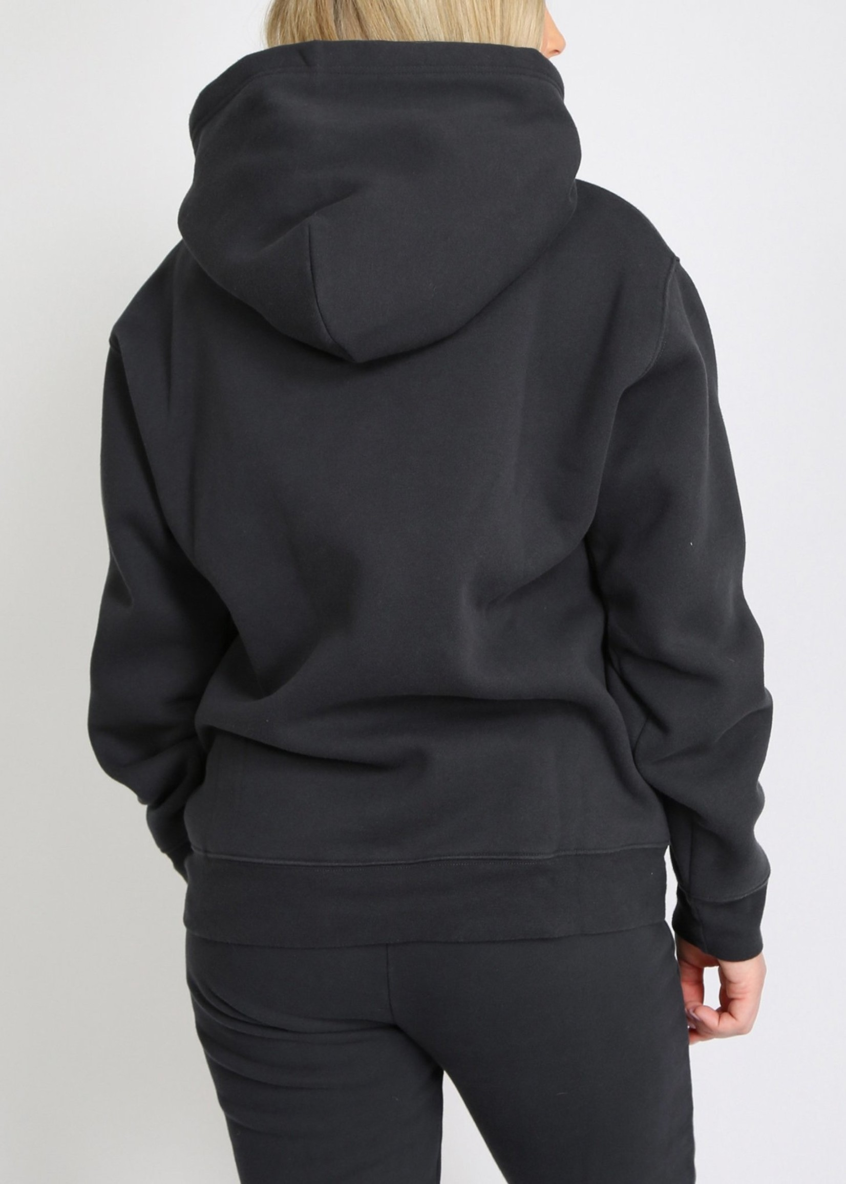 """BRUNETTE  the label The """"BLONDE"""" Classic Hoodie"""