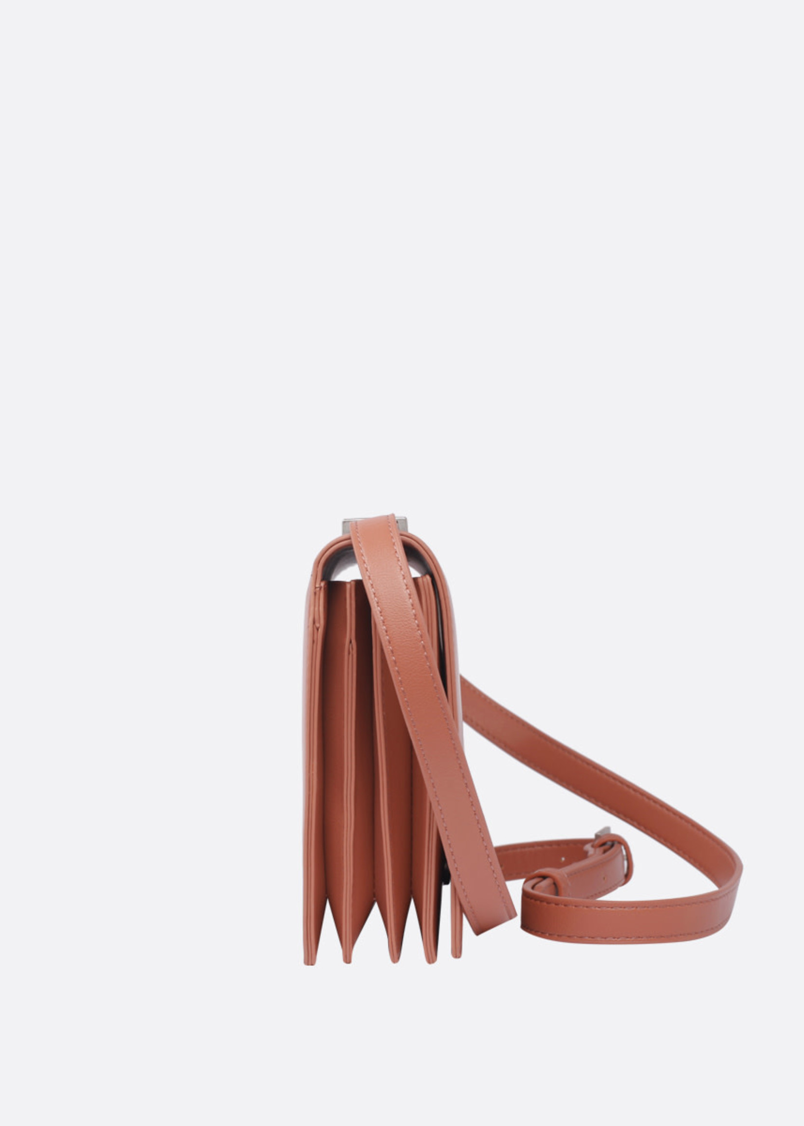 PIXIE MOOD Charlotte Crossbody DESERT CLAY