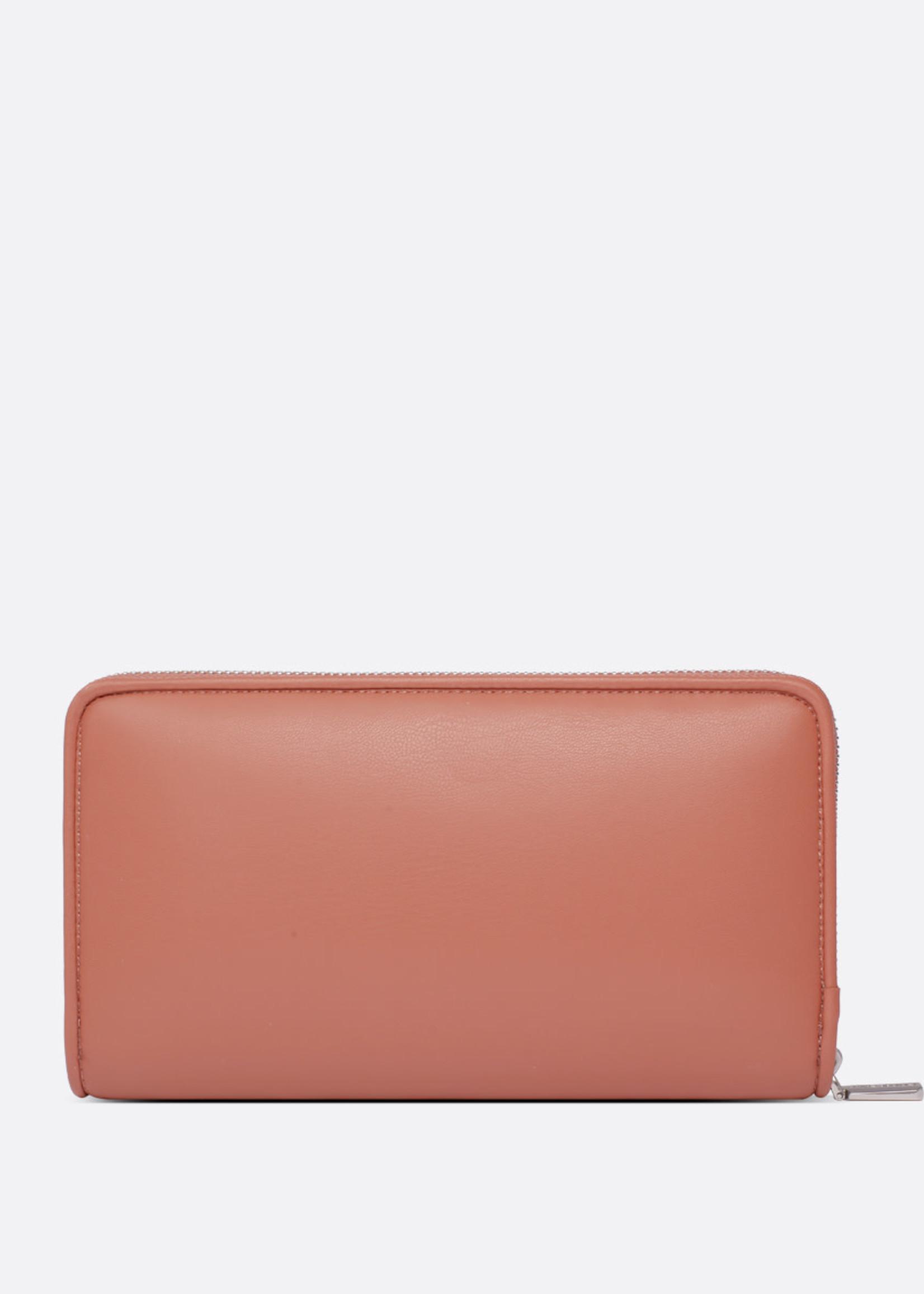 PIXIE MOOD Bubbly Wallet DESERT CLAY