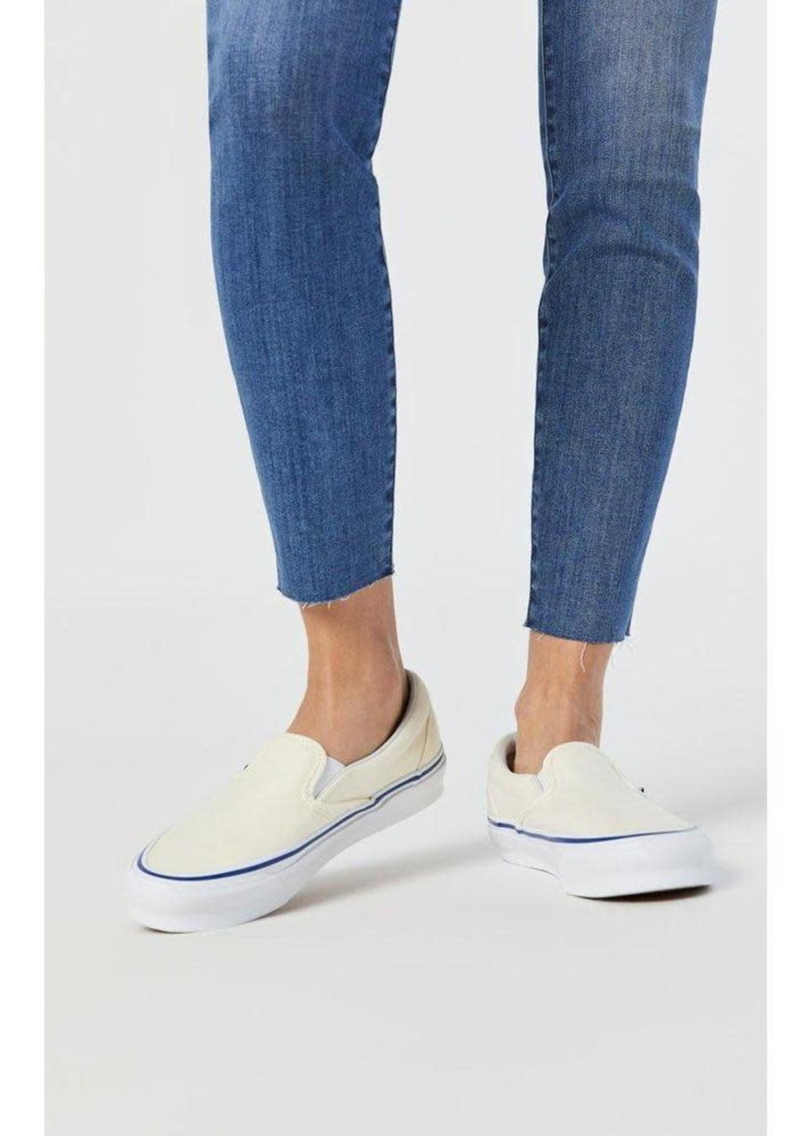 MAVI Jeans Scarlett Frayed Hem Denim