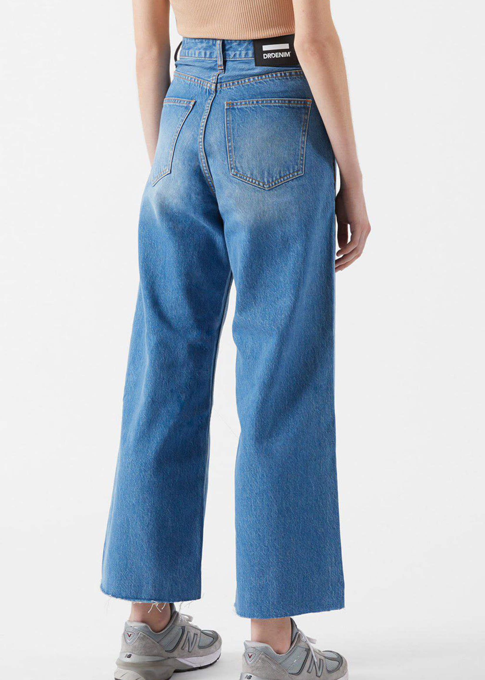 DR DENIM Cropped Aiko Jeans