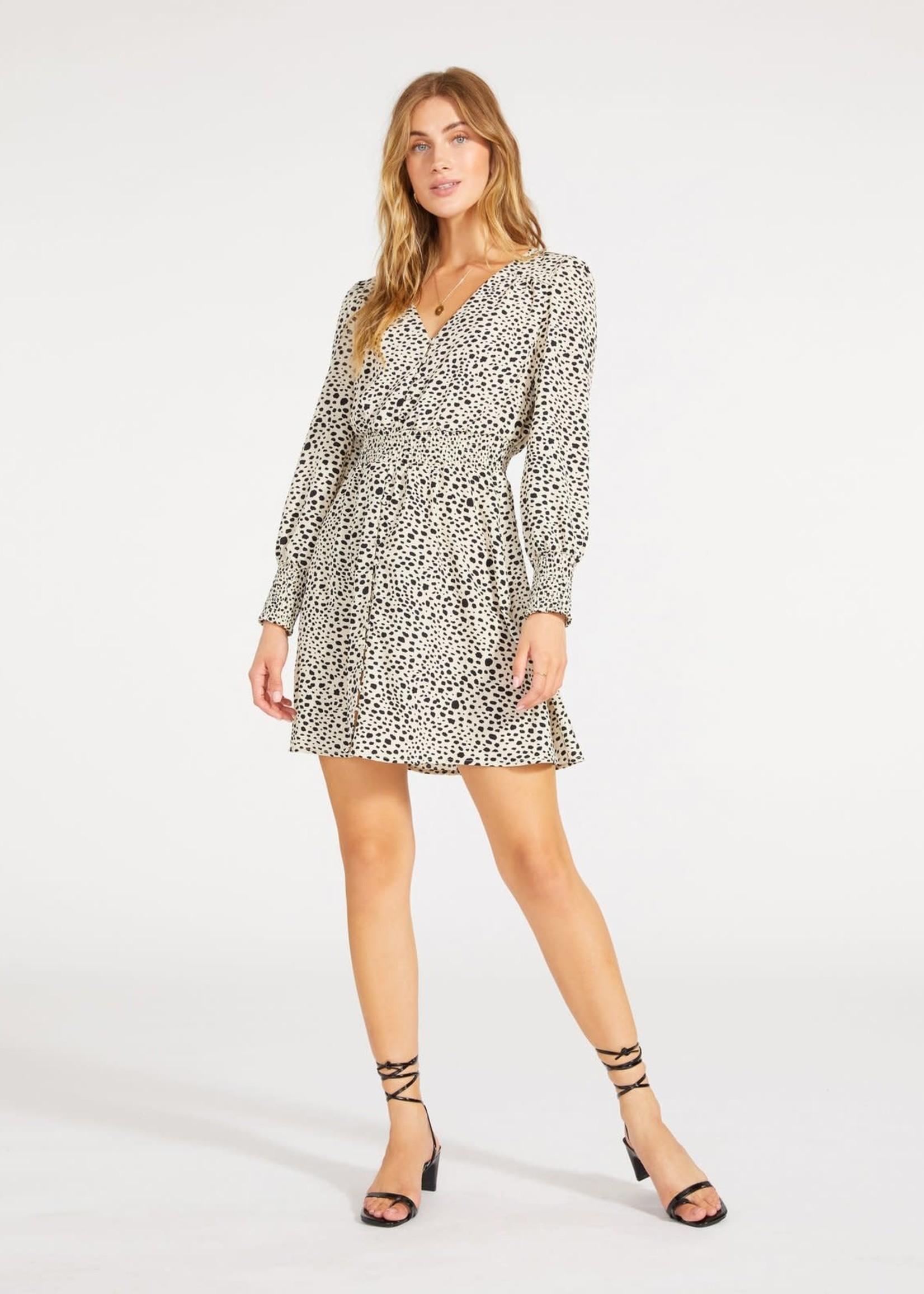 BB DAKOTA Spot a Cutie Dress