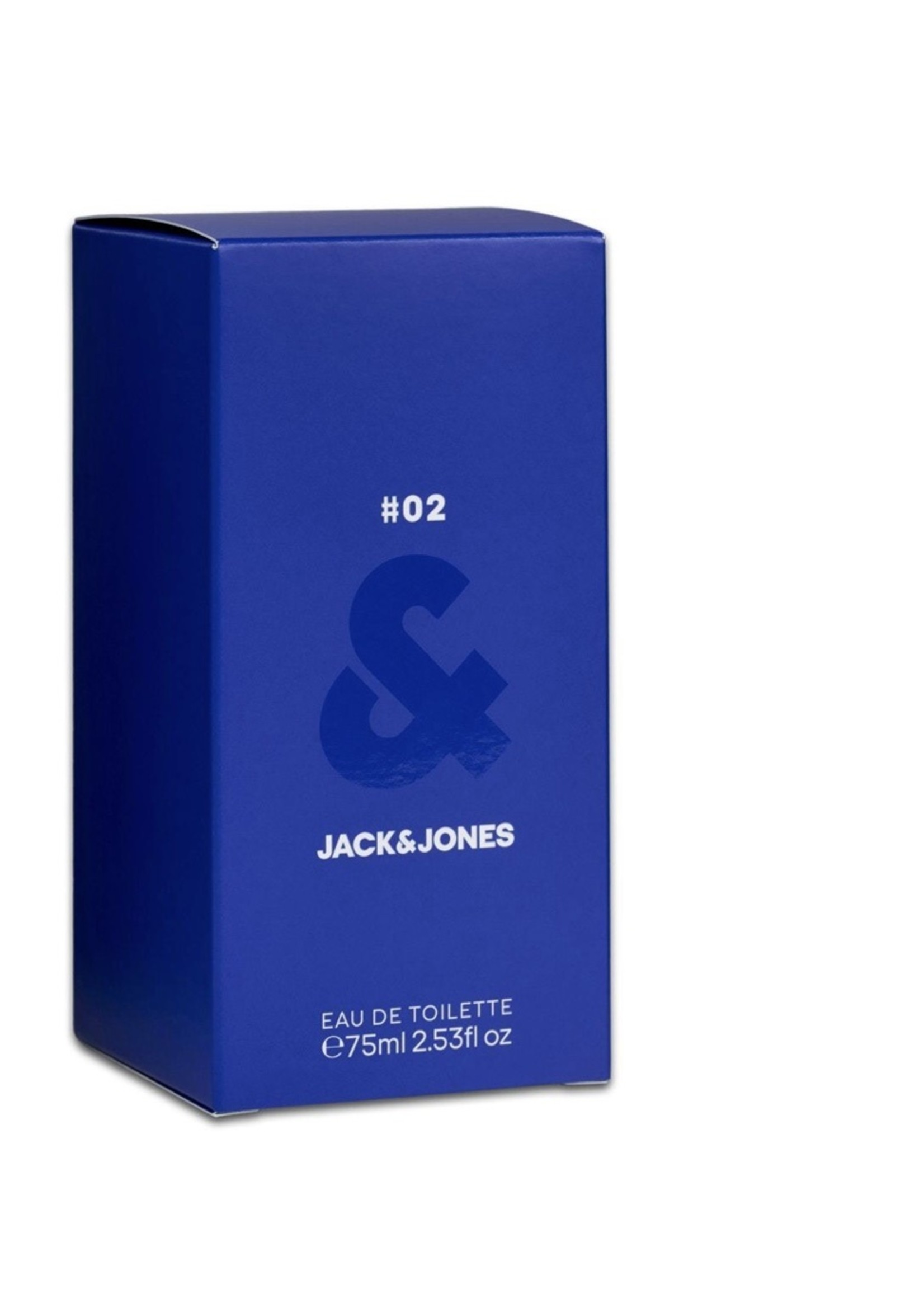 JACK & JONES #02 Eau De Toilette 75mL