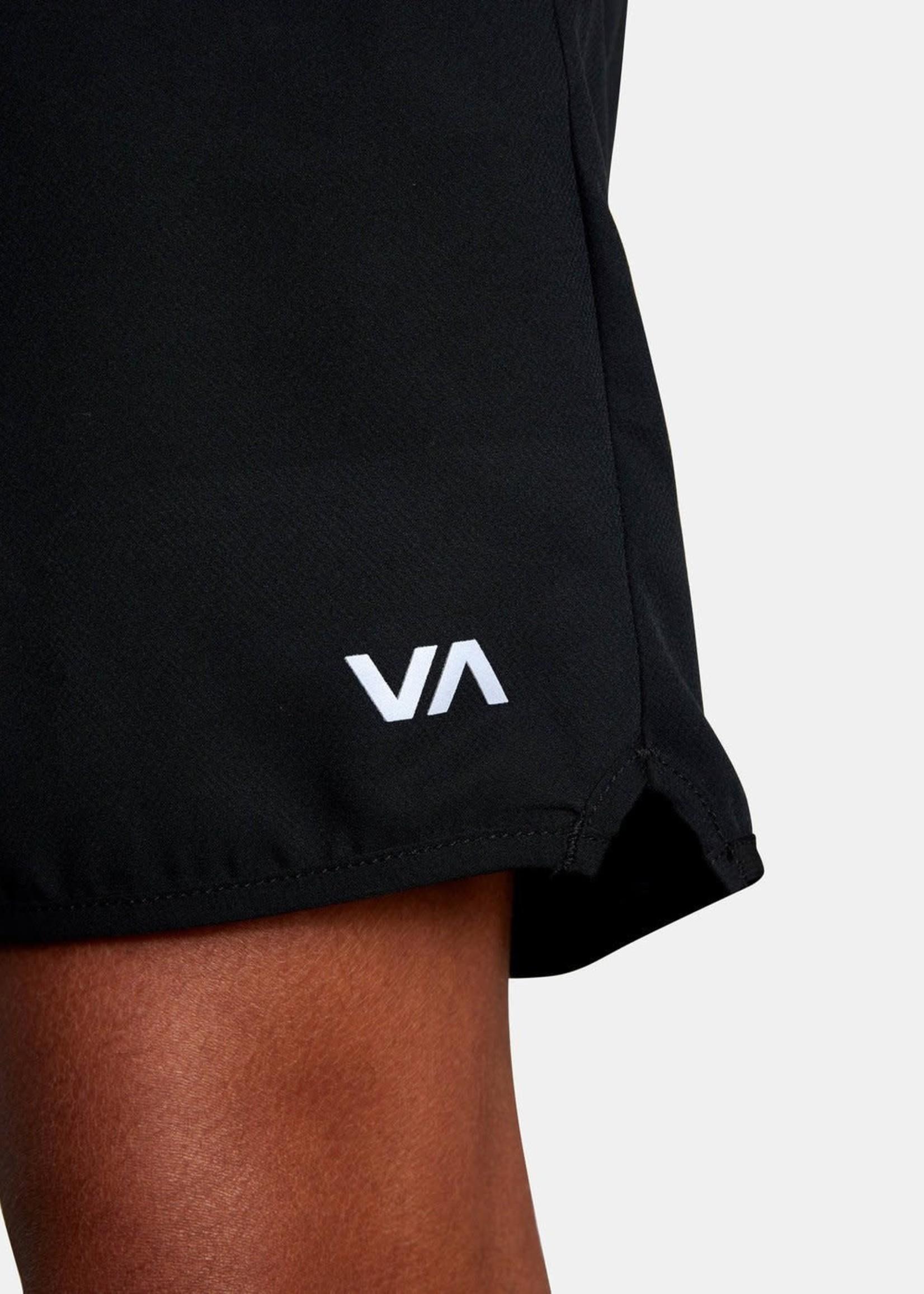"RVCA Yogger IV Short 17"""