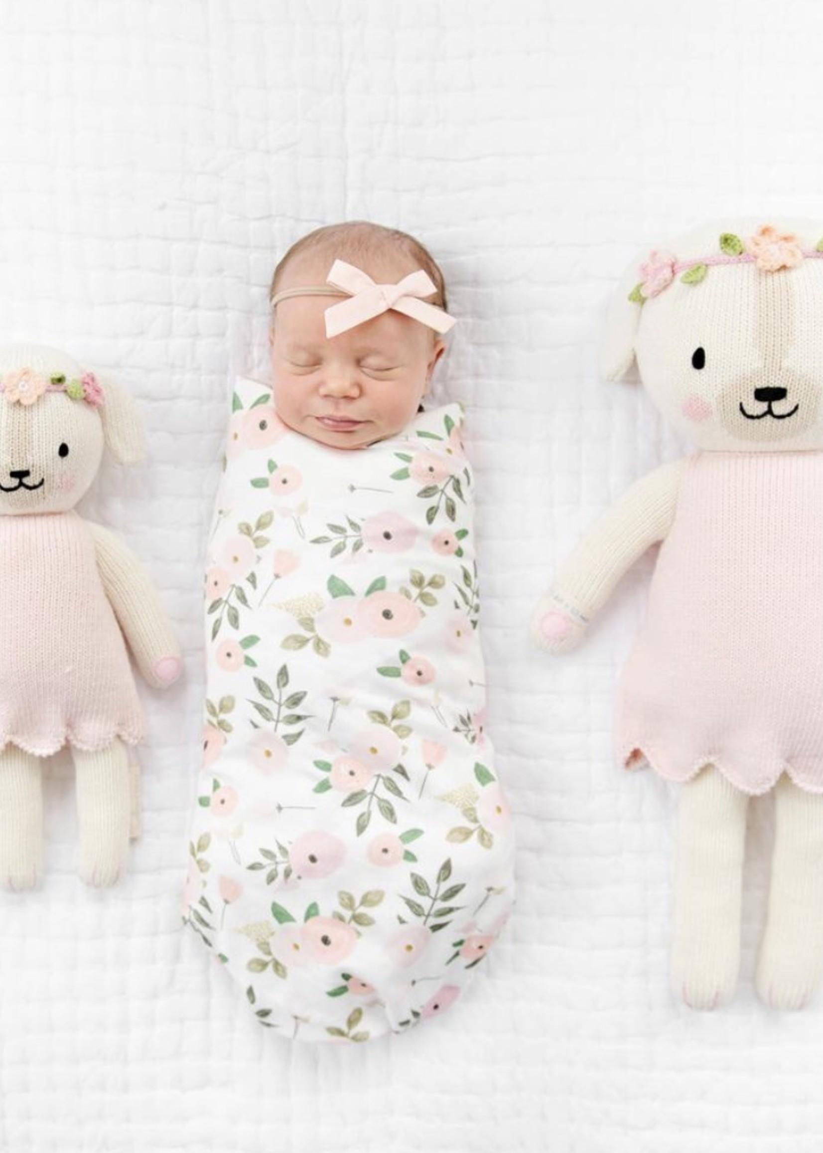 cuddle + kind Mini Dog Knit Doll CHARLOTTE