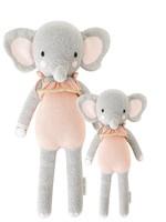 cuddle + kind Big Elephant Knit Doll ELOISE