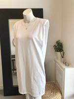 LeBLANC finds Shoulder Pad  Dress