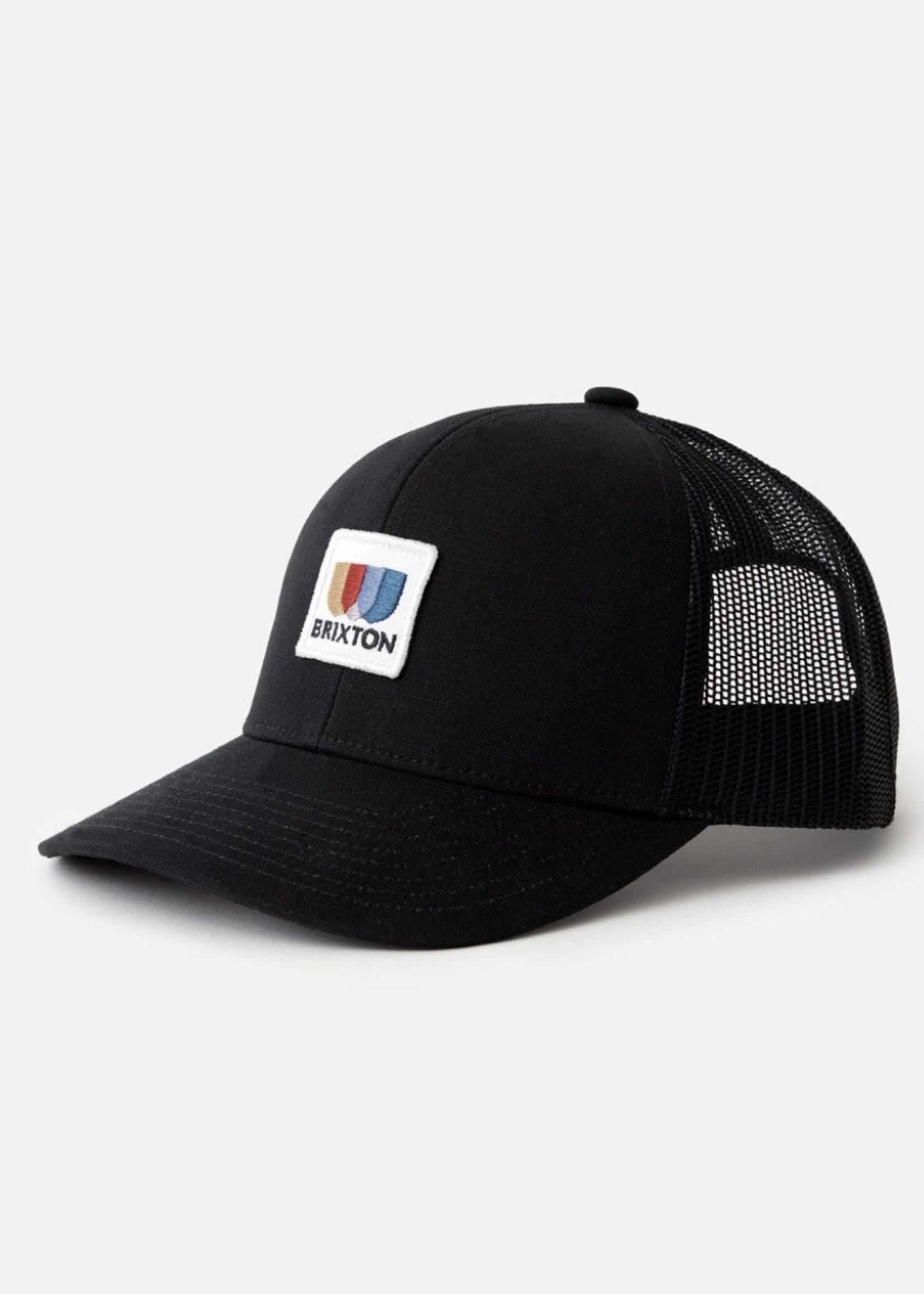 BRIXTON Alton Mesh Cap BLACK
