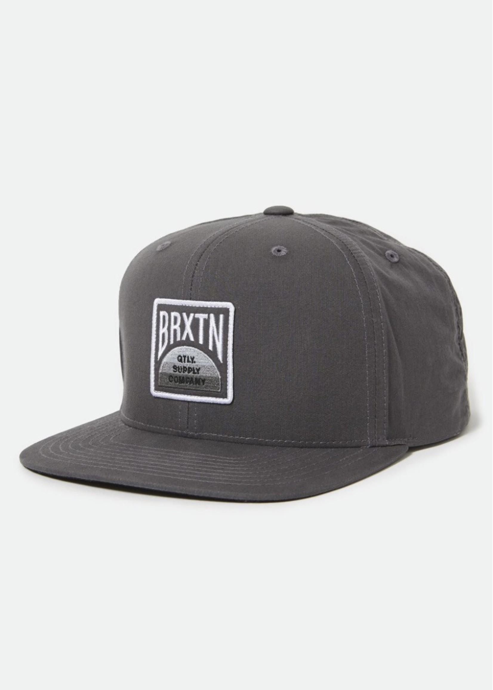 BRIXTON Pivot Snapback GREY