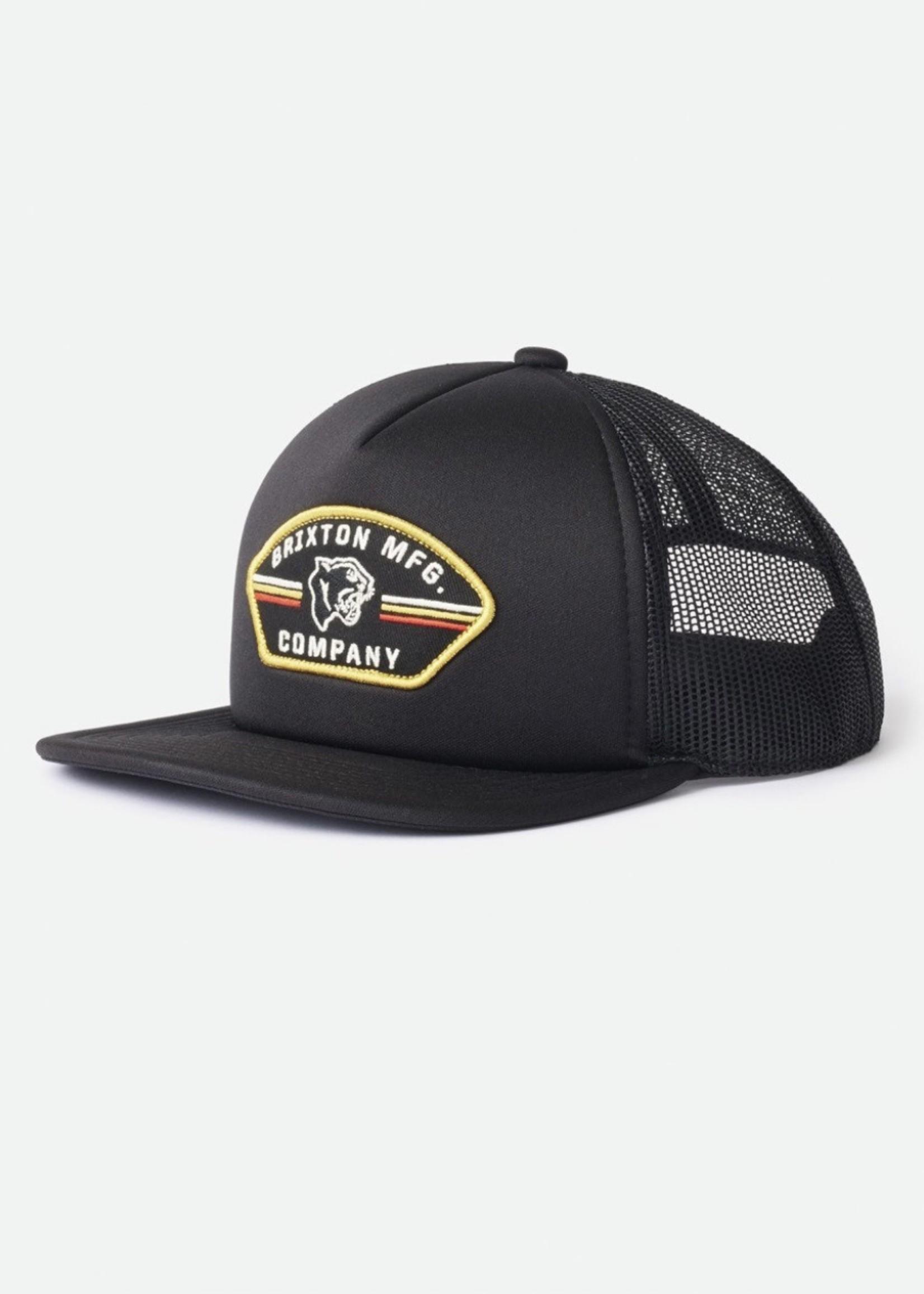 BRIXTON Rampant Mesh Cap BLACK