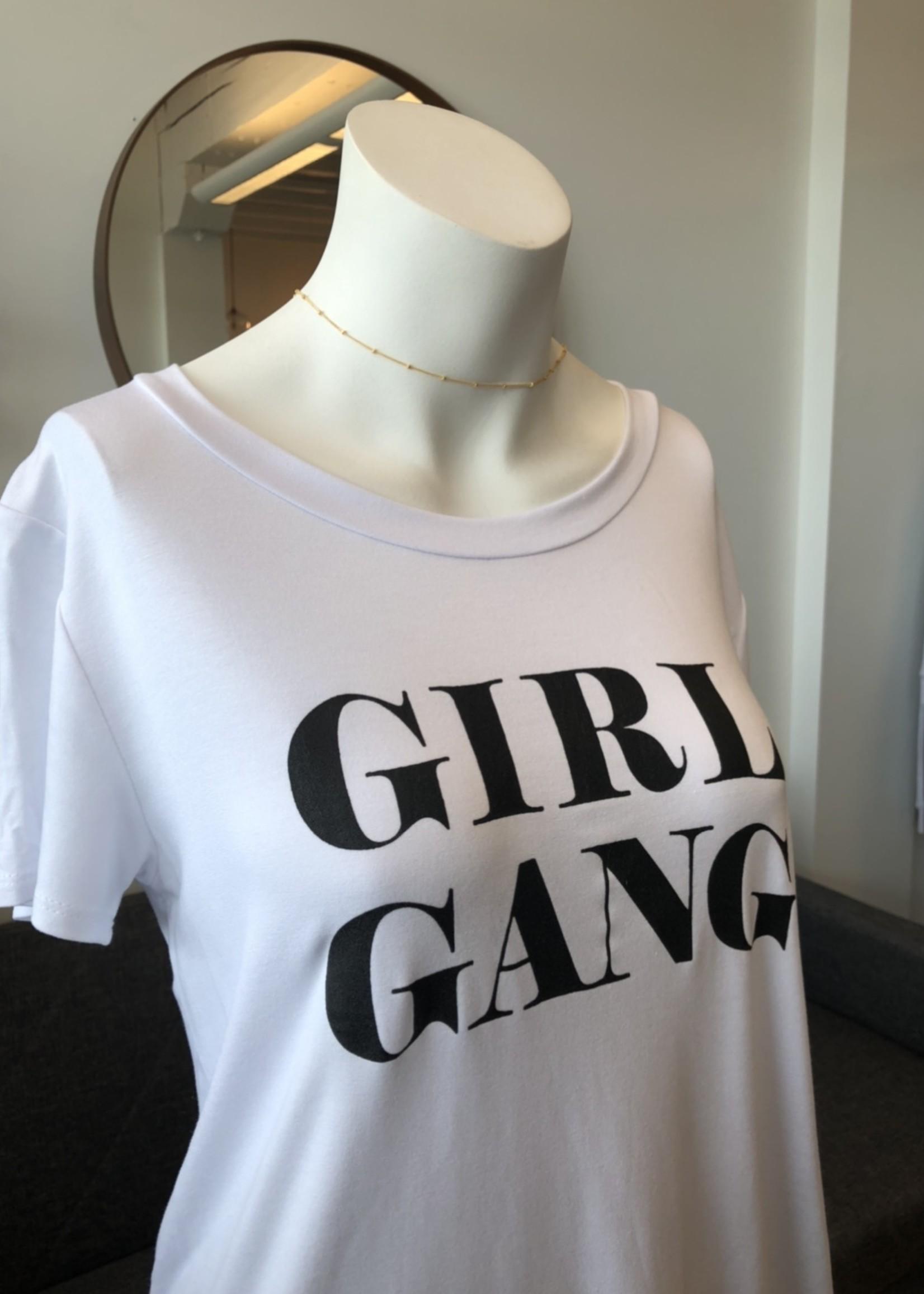 "LeBLANC finds ""Girl Gang"" Tee"