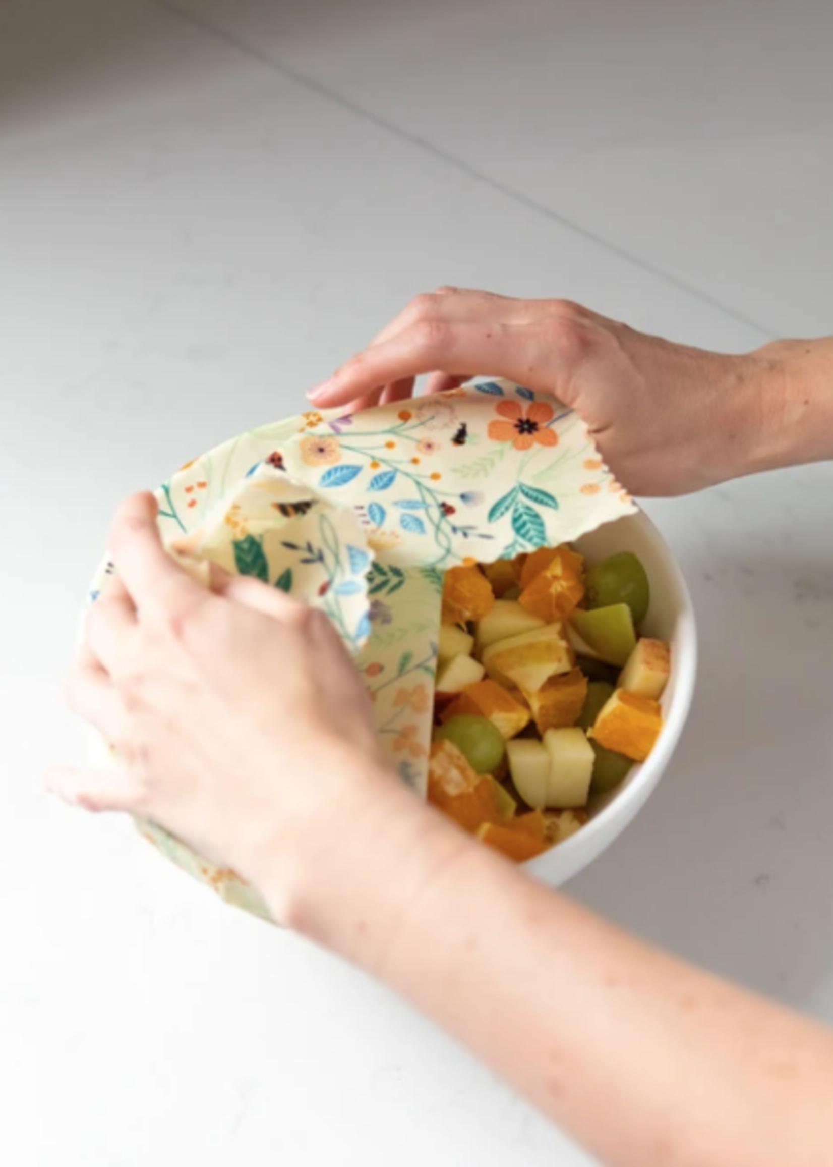 GOLDILOCKS wraps POLLINATORS Food Wrap, Medium