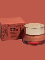 POPPY & POUT Pomegranate Peach Lip Scrub