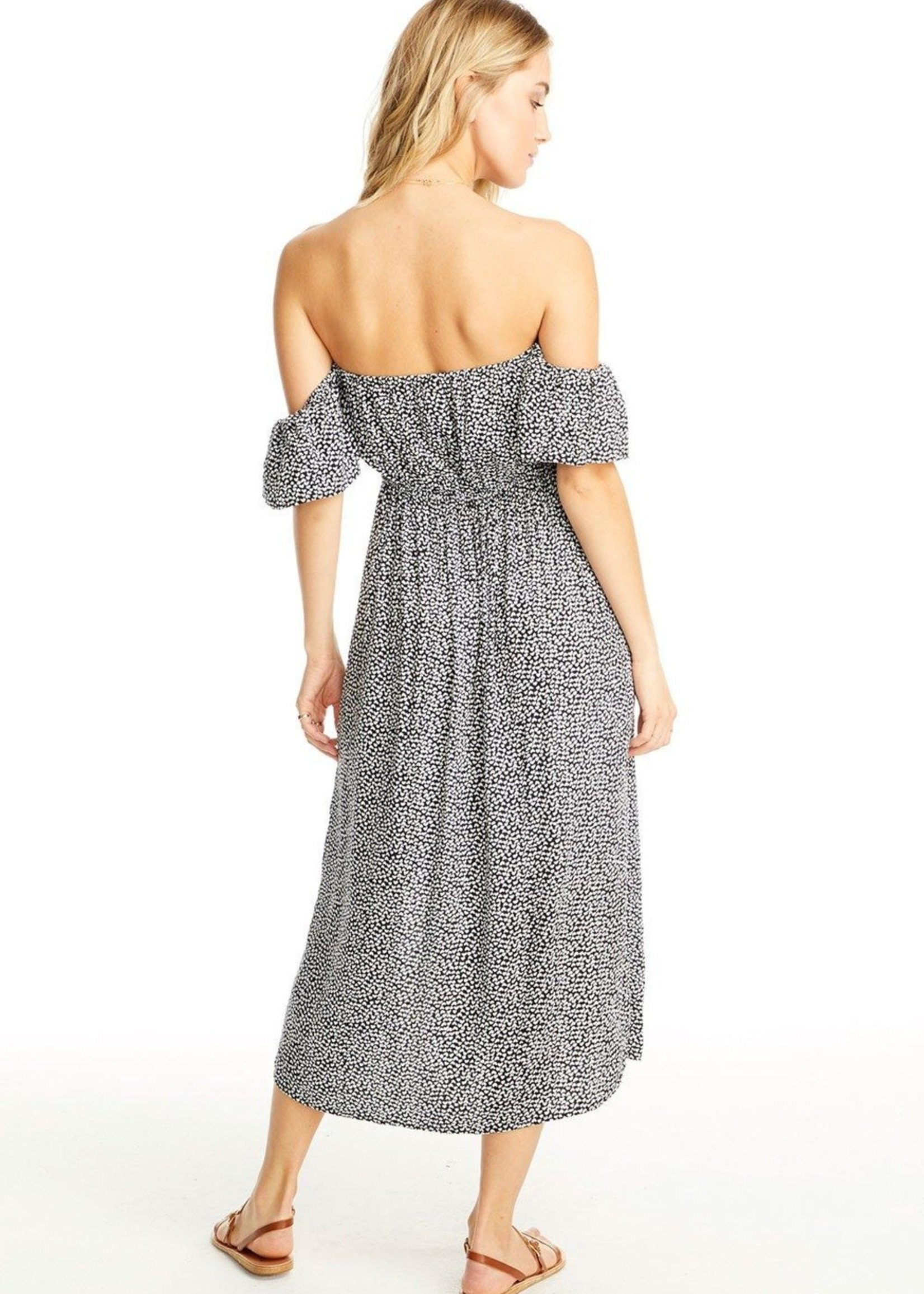SALTWATER LUXE MILLER midi dress