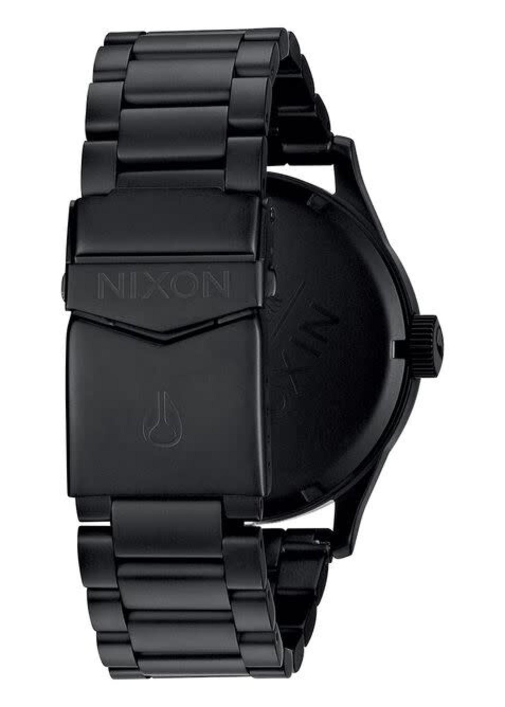 NIXON Sentry Watch, All Black