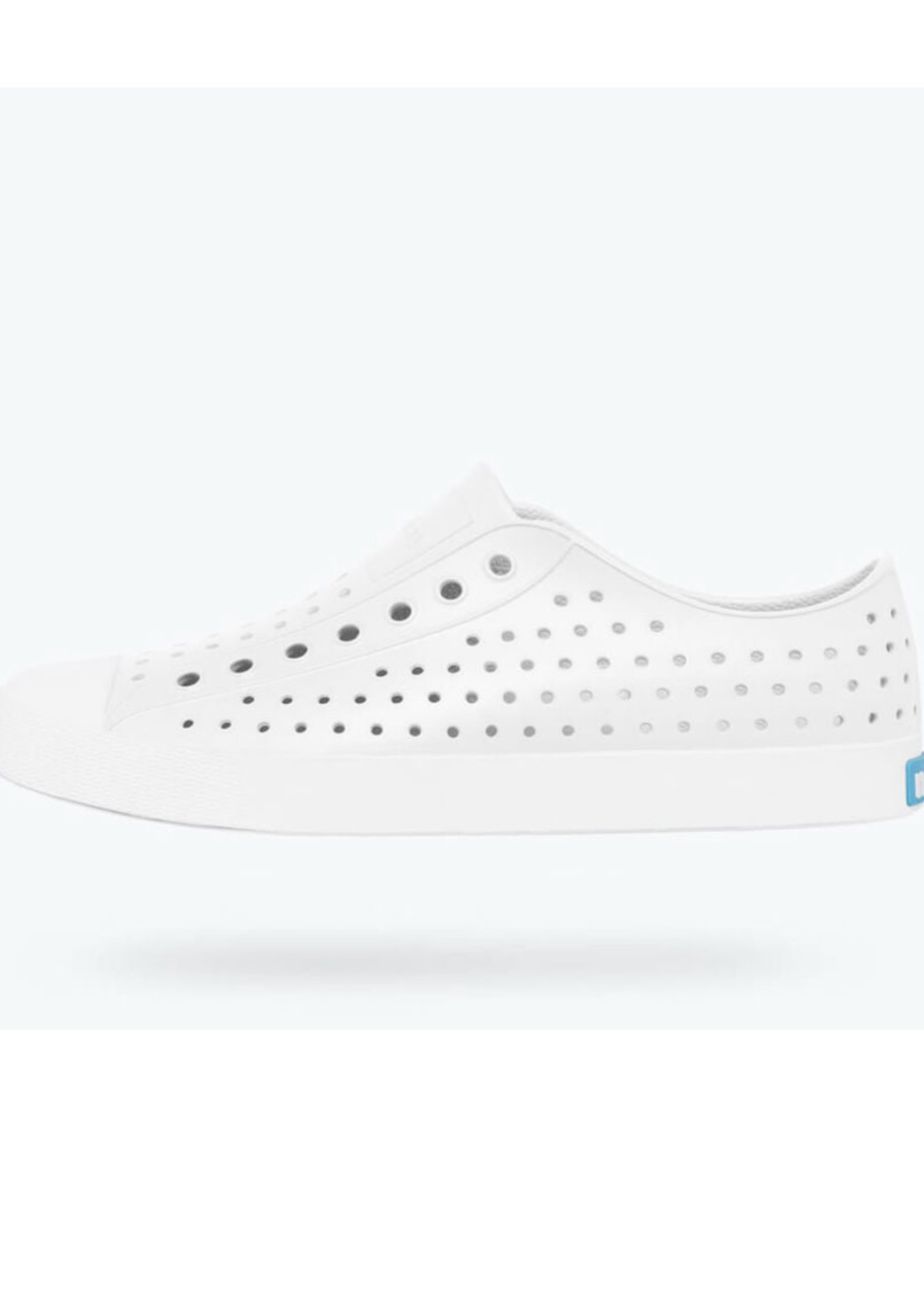 NATIVE shoes JEFFERSON, White, Unisex