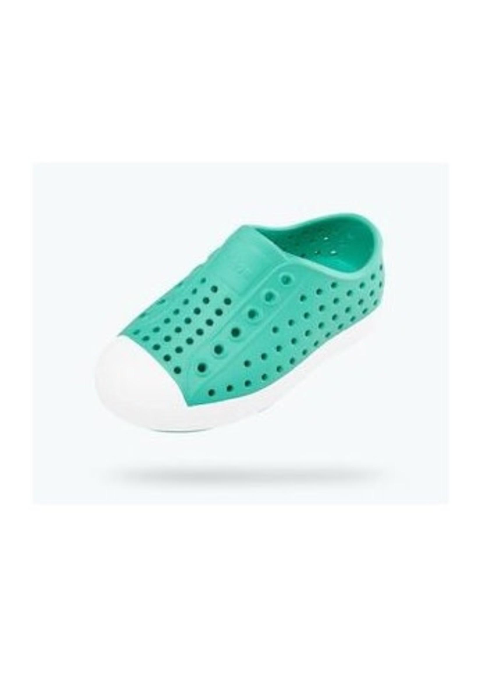 NATIVE shoes JEFFERSON Kids, Minty Green