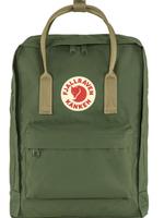 FJALL RAVEN Kanken Backpack SPRUCE GREEN-CLAY