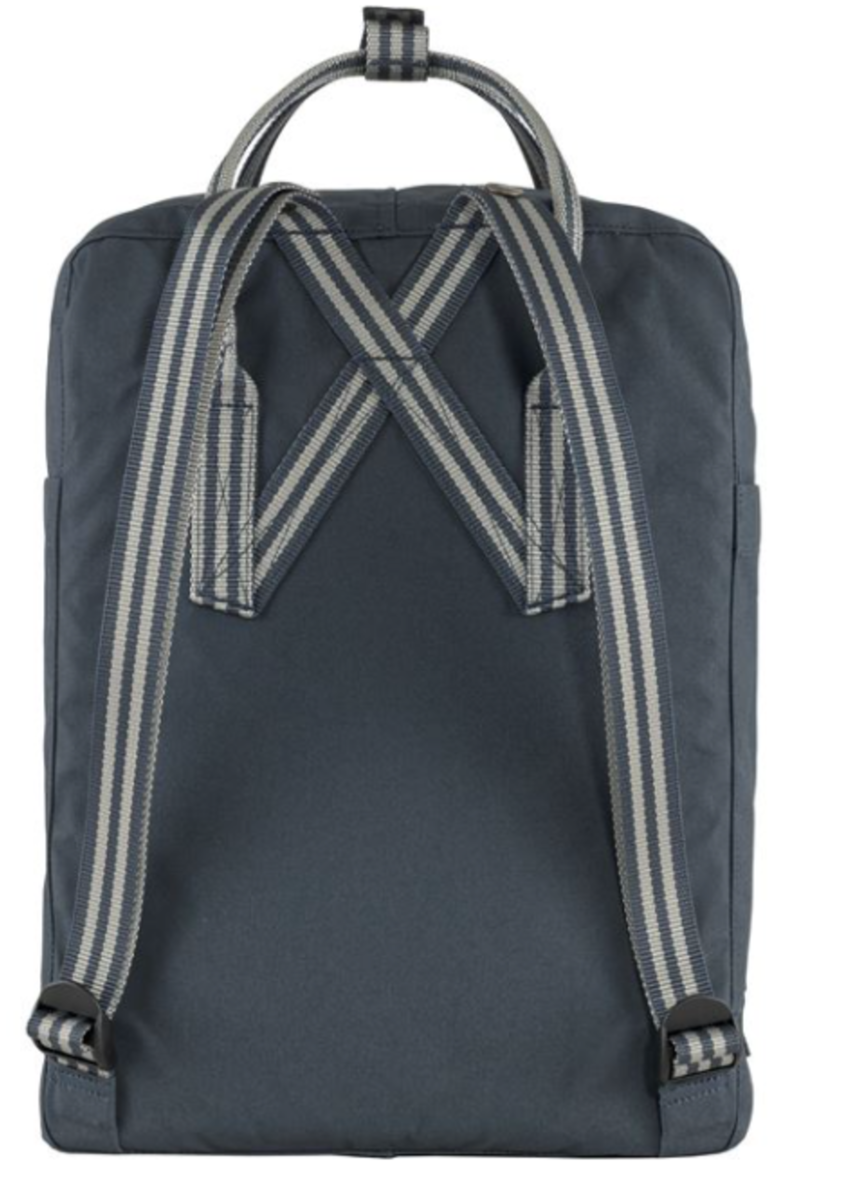 FJALL RAVEN Kanken Backpack NAVY-LONG STRPIES