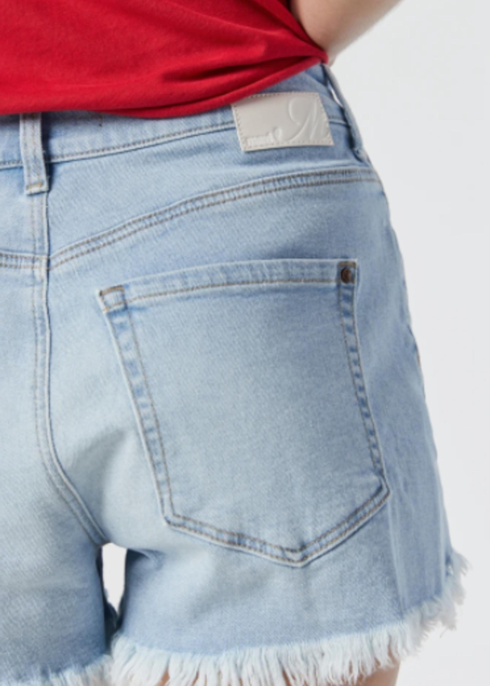 MAVI Jeans Rosie Boyfriend Shorts