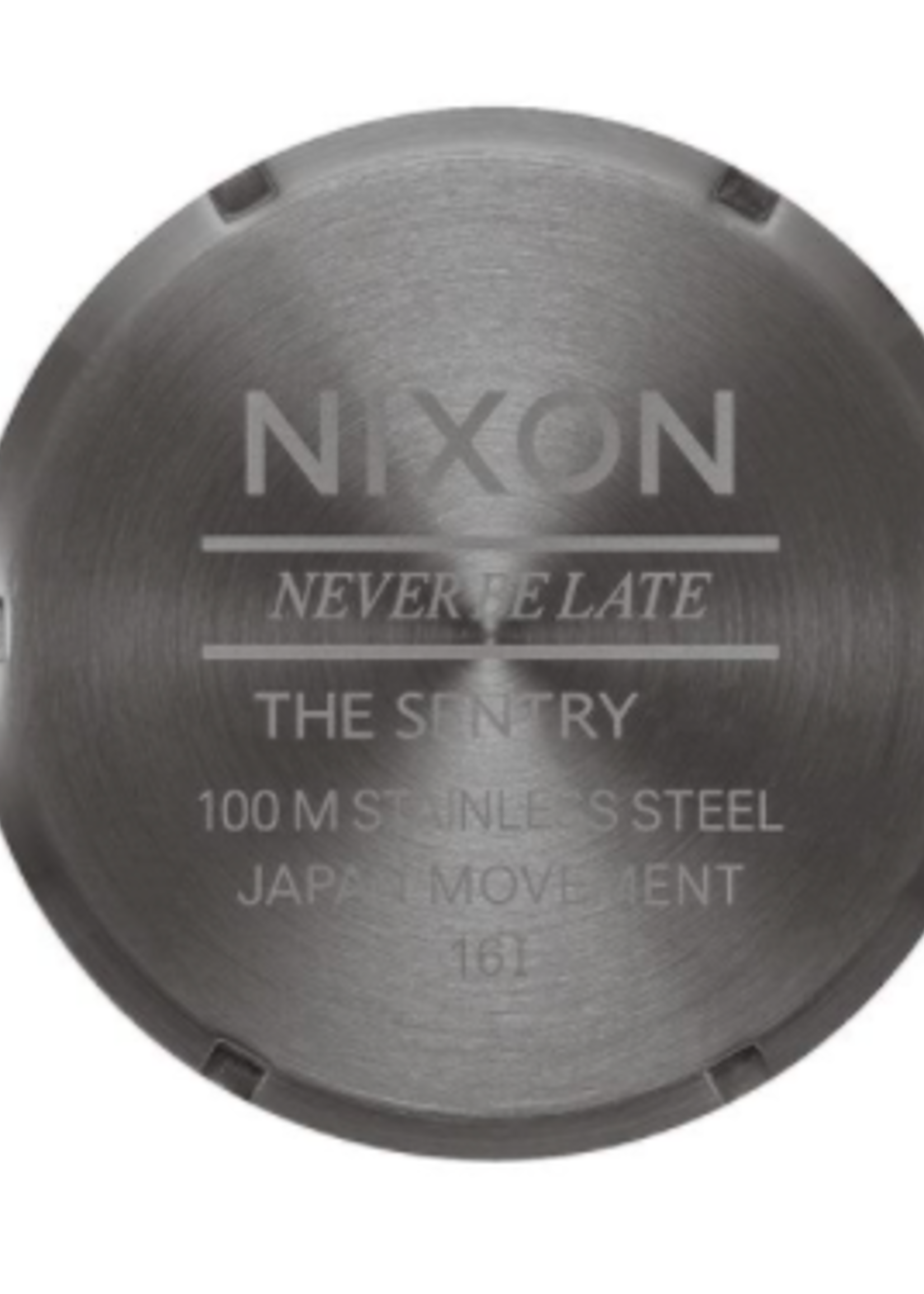NIXON Nixon watch GUNMETAL/INDIGO/BROWN