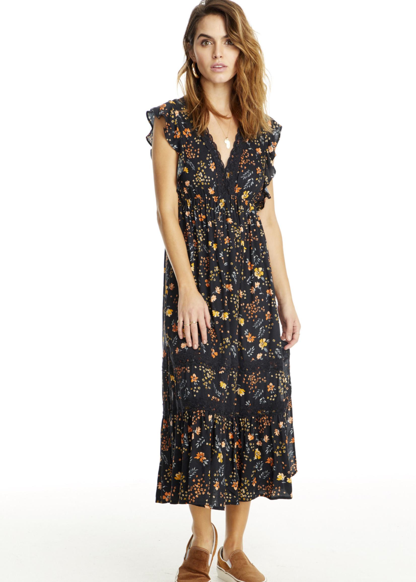 SALTWATER LUXE BoHo Midi Dress