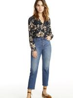 SALTWATER LUXE Celine blouse