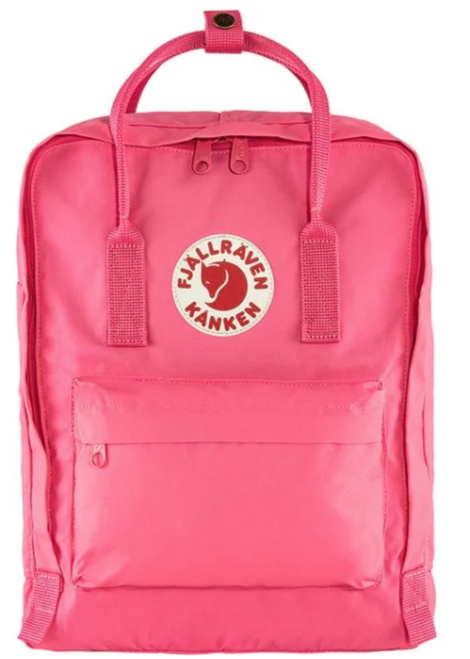 FJALL RAVEN Kanken Backpack FLAMINGO PINK