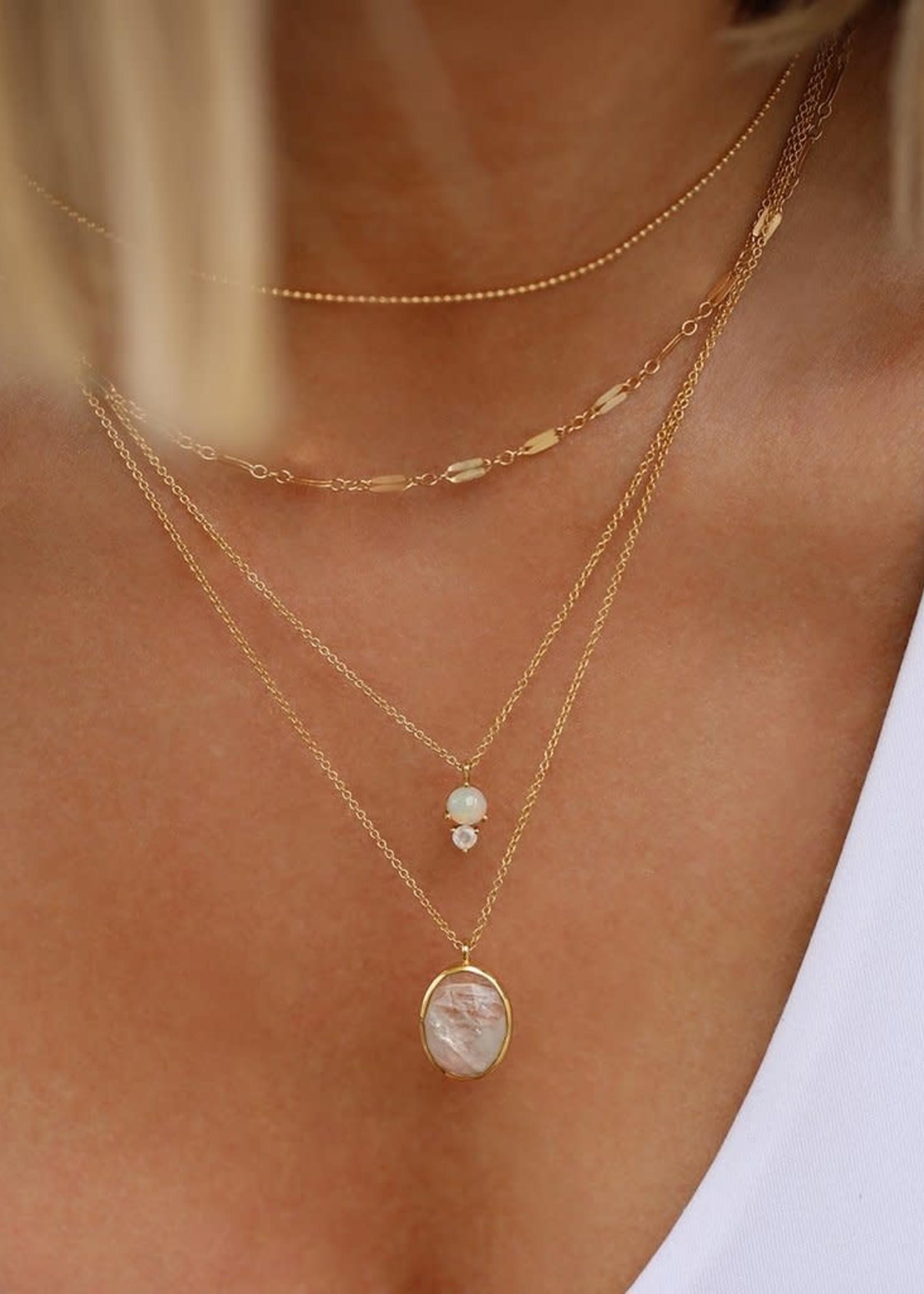 LEAH ALEXANDRA MARA necklace