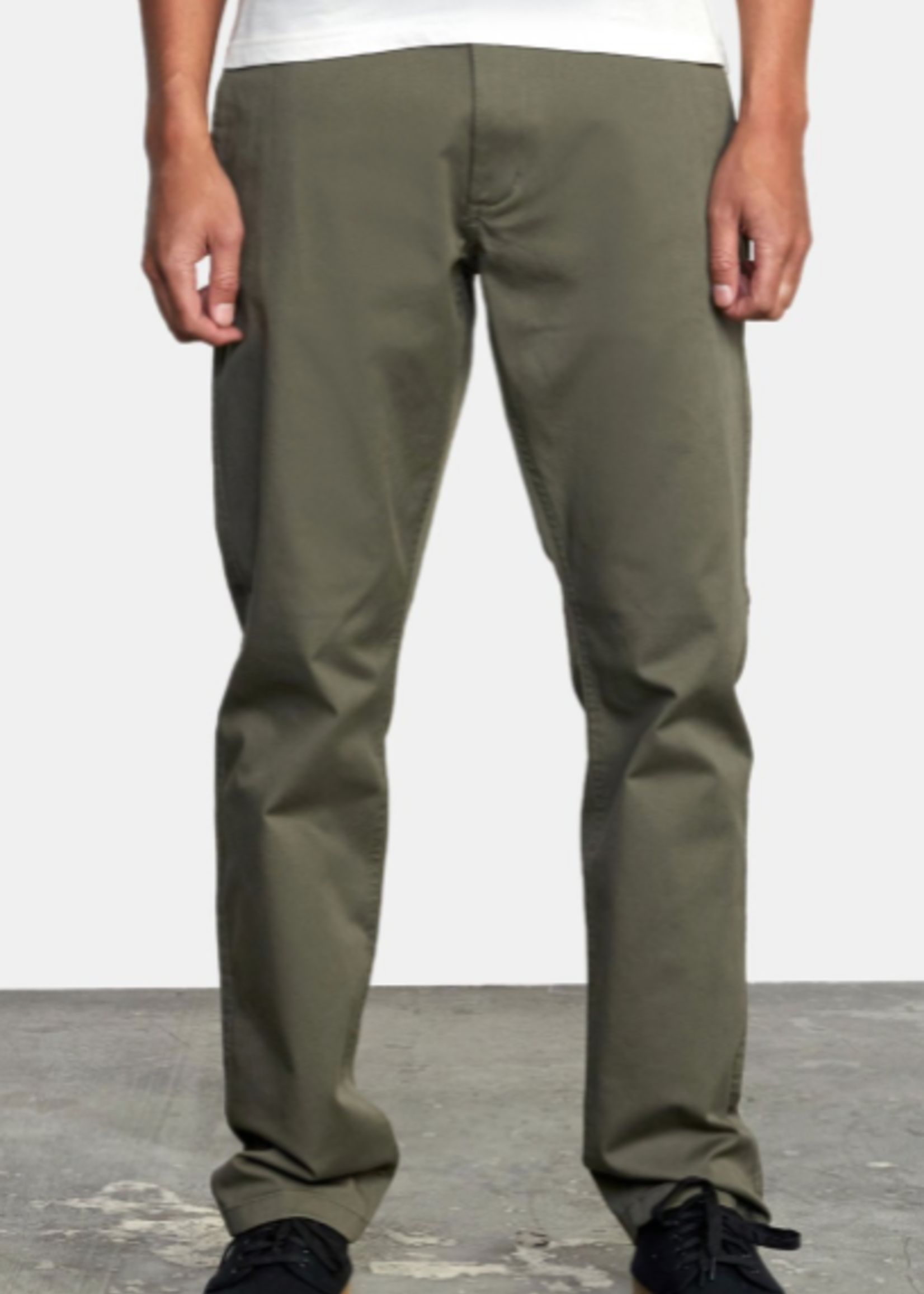 RVCA The Weekend Stretch Straight Fit Pant