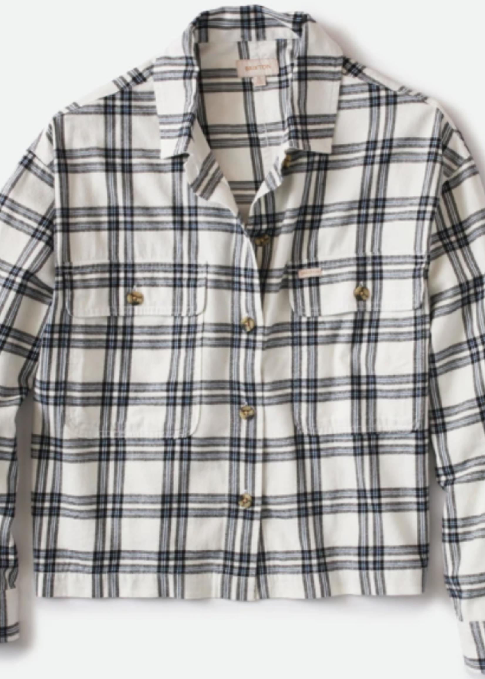 BRIXTON Bowery Lightweight Flannel