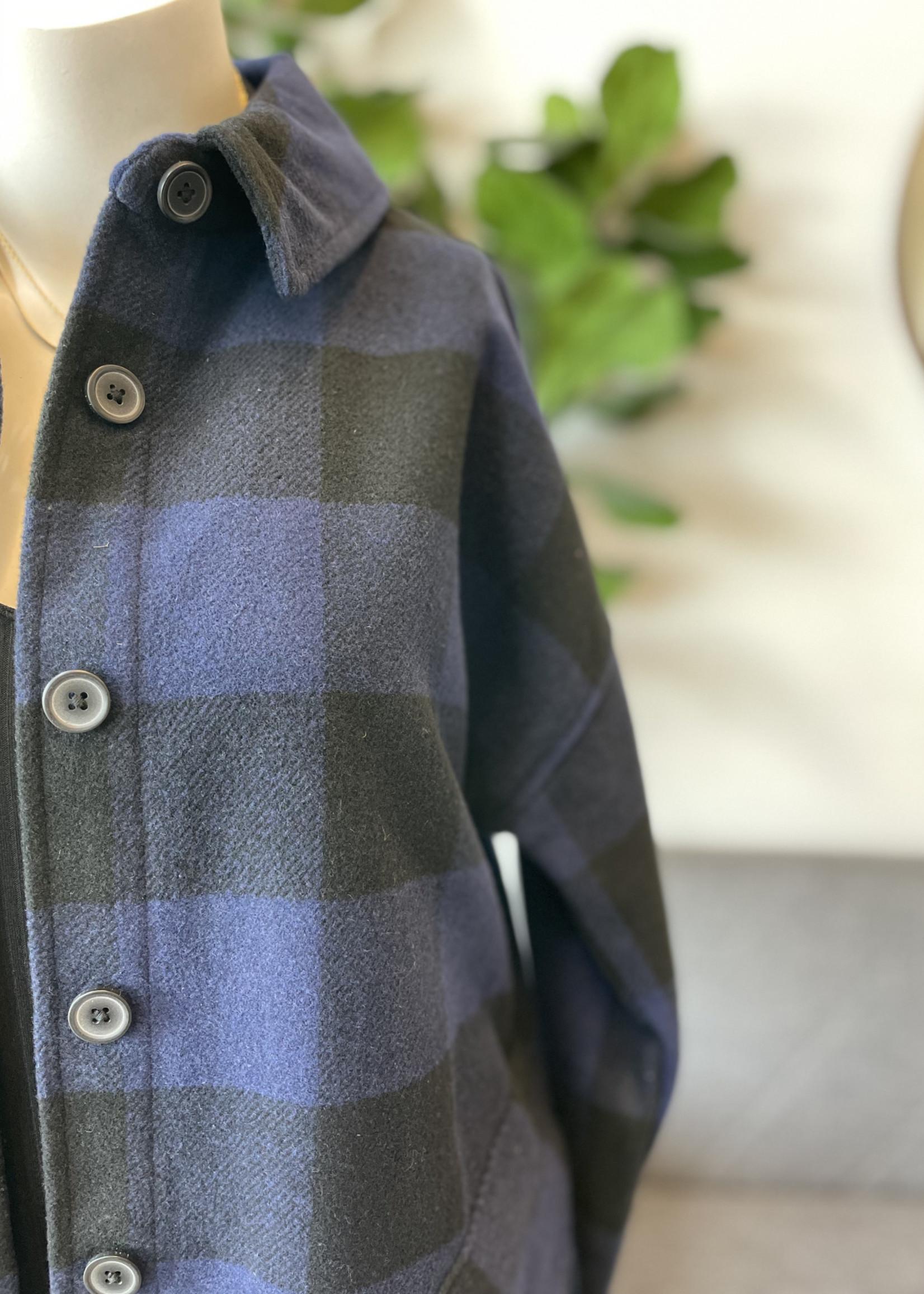 RD STYLE OLIVIA Plaid Jacket