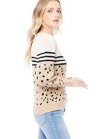 SALTWATER LUXE SELMA sweater
