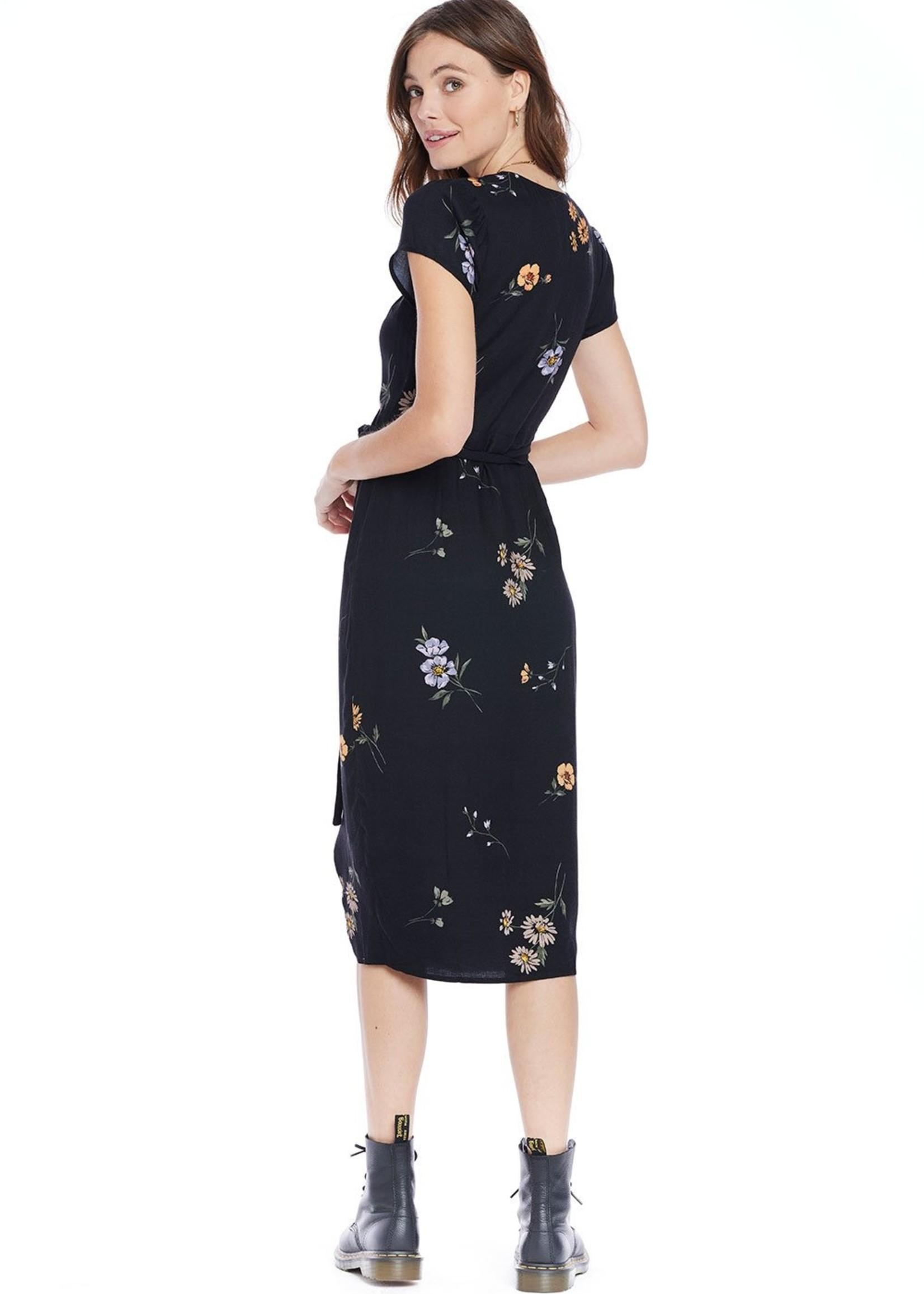 SALTWATER LUXE VICTORIA Midi Dress