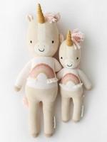 cuddle + kind Big Unicorn Knit Doll ZARA