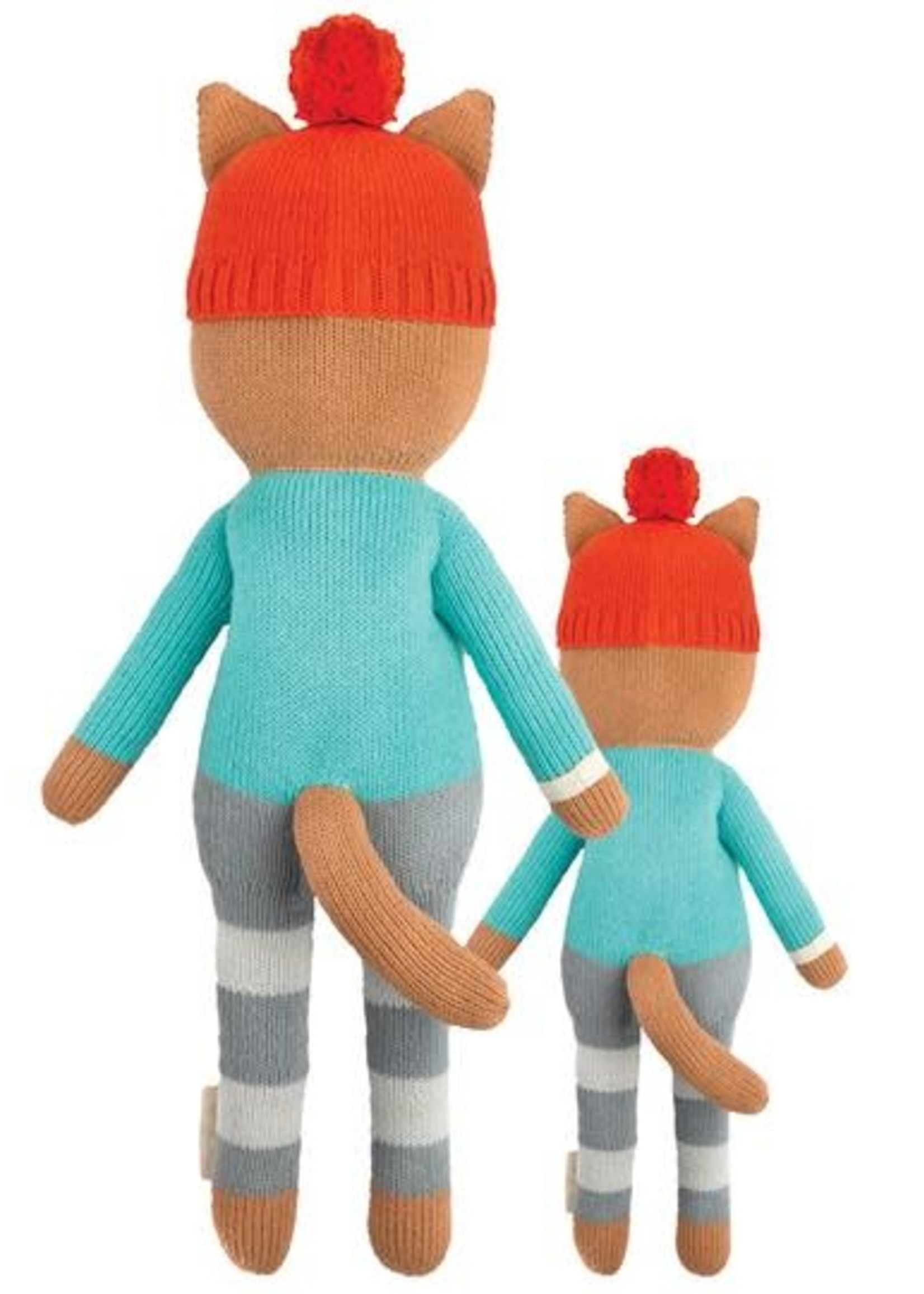 cuddle + kind Mini knit doll Maximus