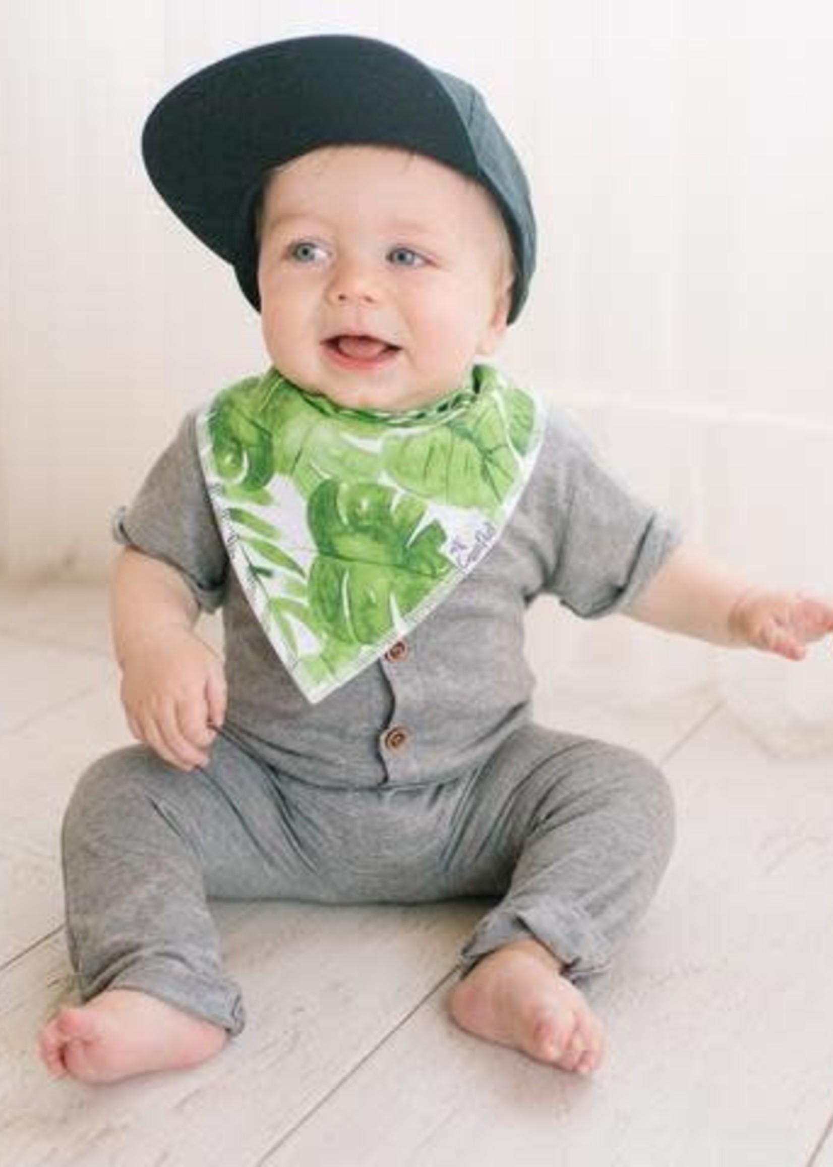 COPPER PEARL 4-Pack Bandana Baby Bibs NOAH