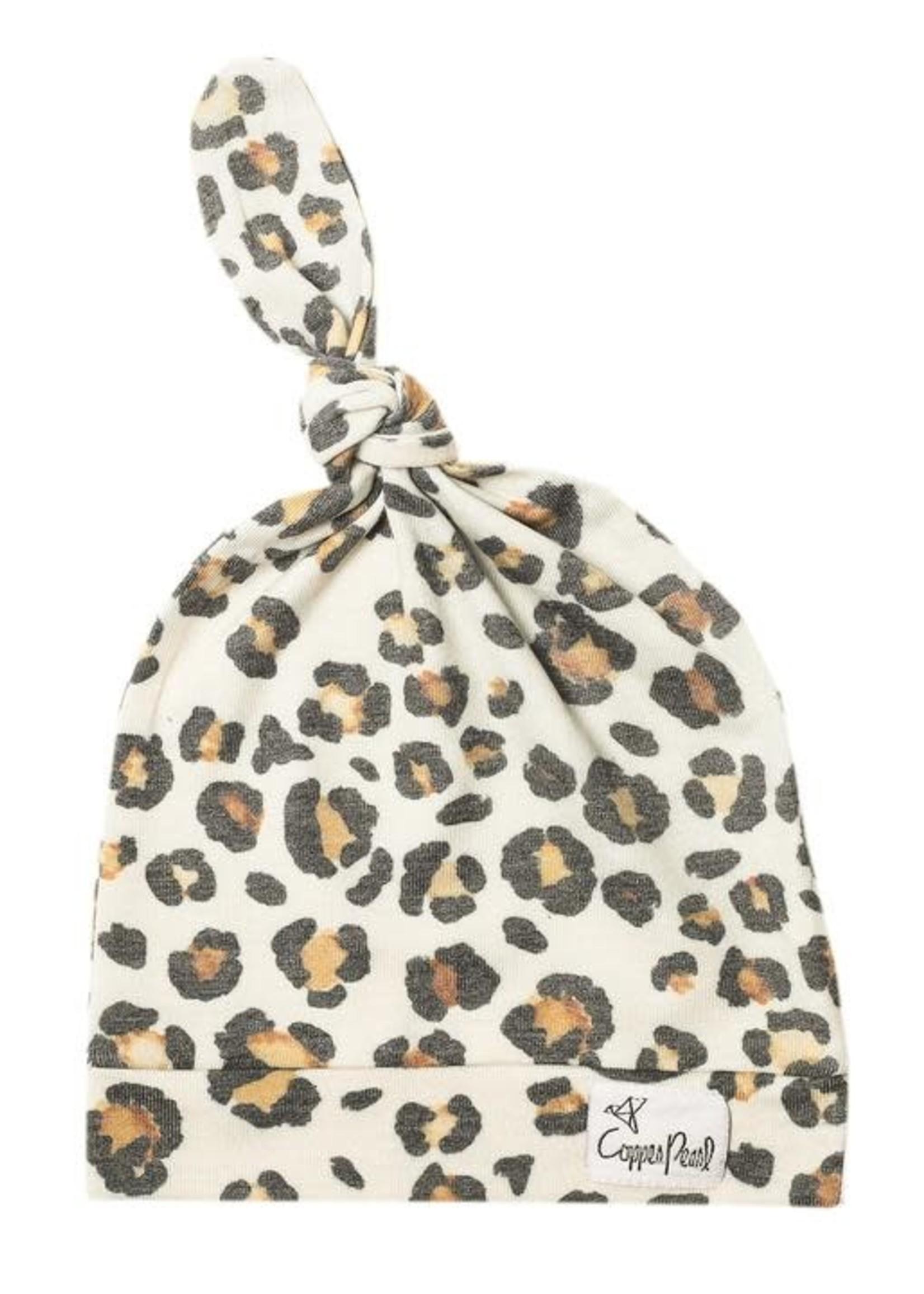 COPPER PEARL ZARA top knot hat