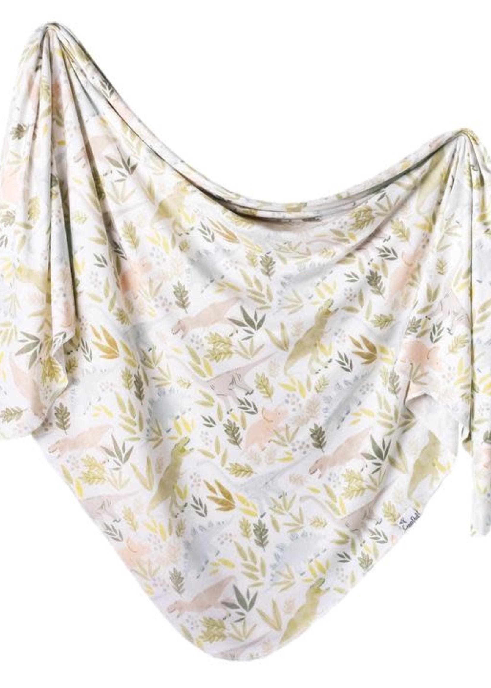 COPPER PEARL REX Swaddle Blanket
