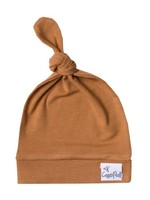 COPPER PEARL CAMEL Top Knot Hat