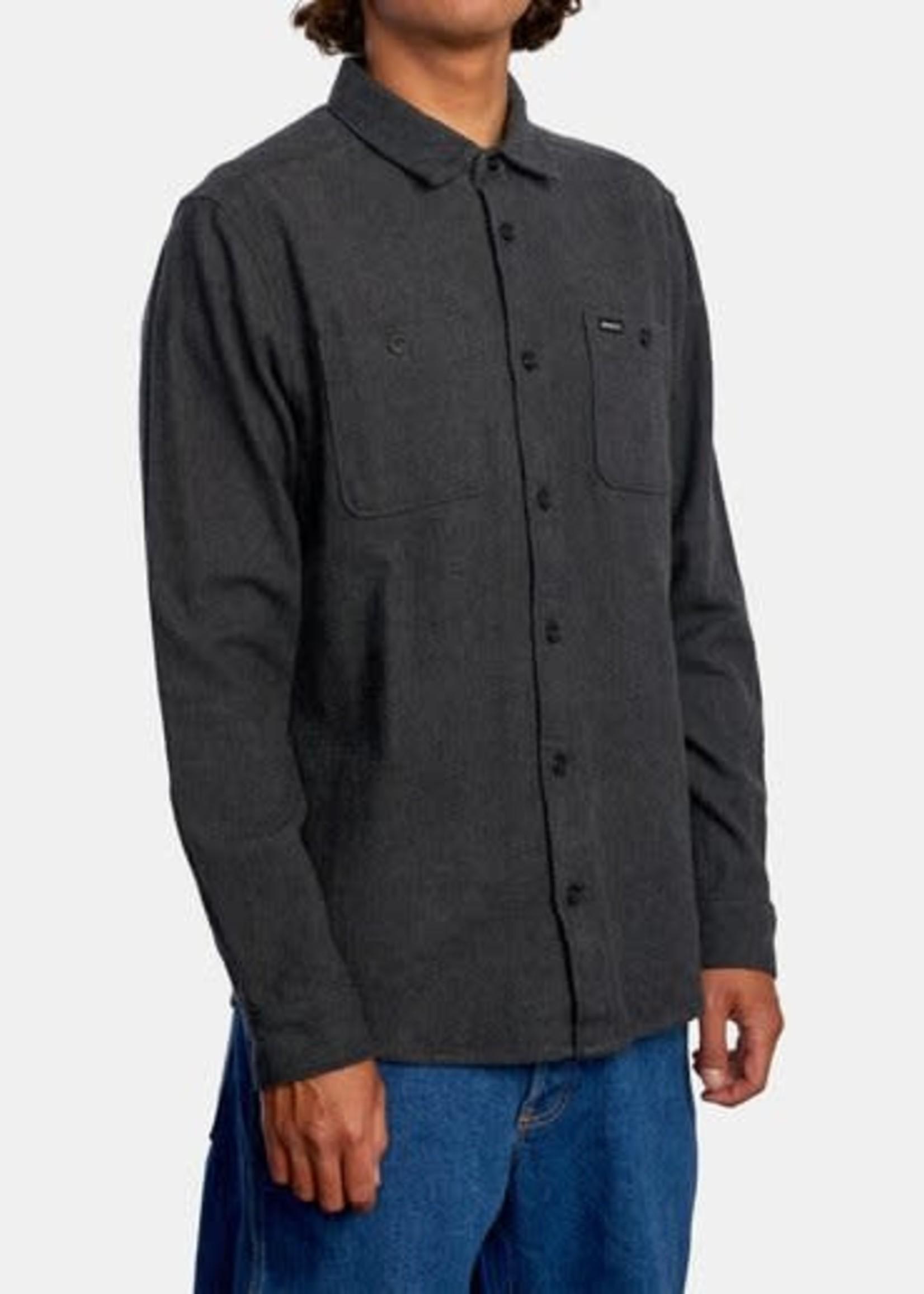 RVCA Harvest Long Sleeve Flannel