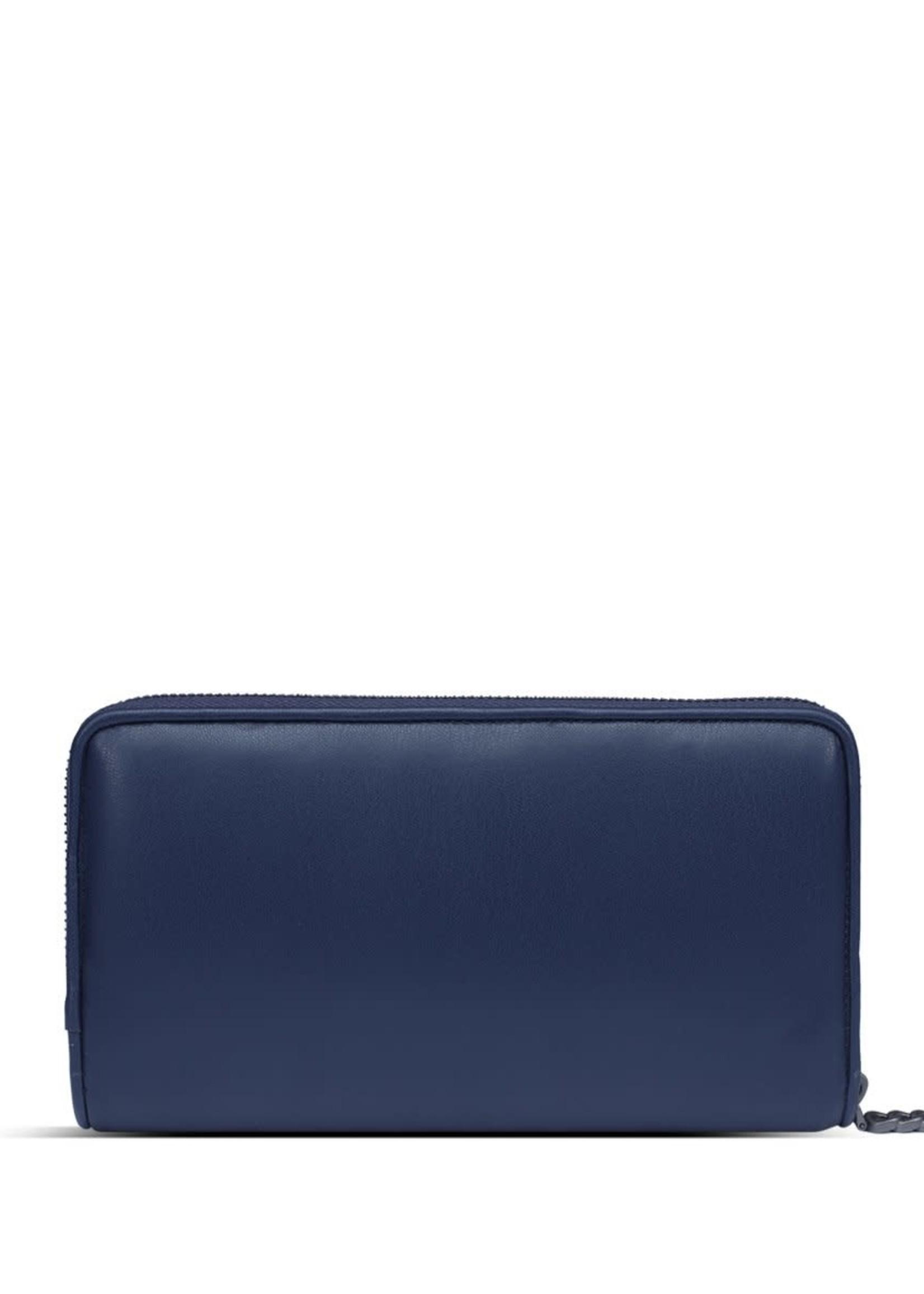 PIXIE MOOD Bubbly Wallet Vintage Blue