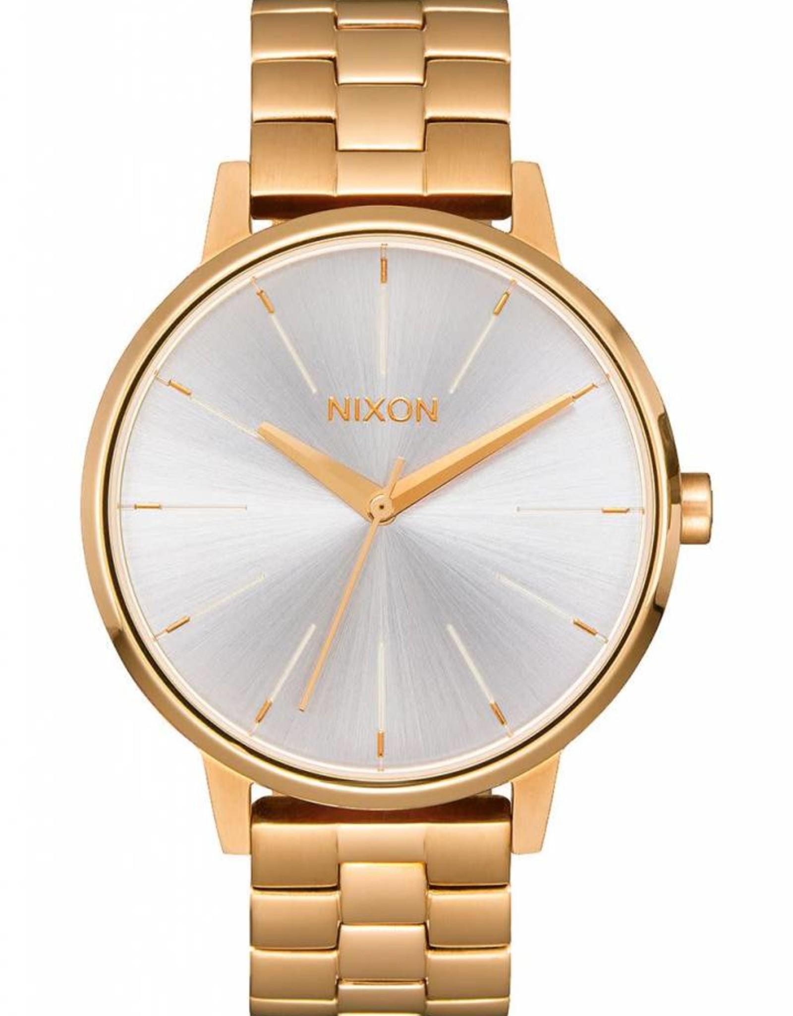 NIXON Kensington watch, gold