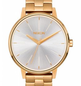 NIXON Kensington watch, gold