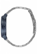 NIXON Kensington watch, Navy/ Silver